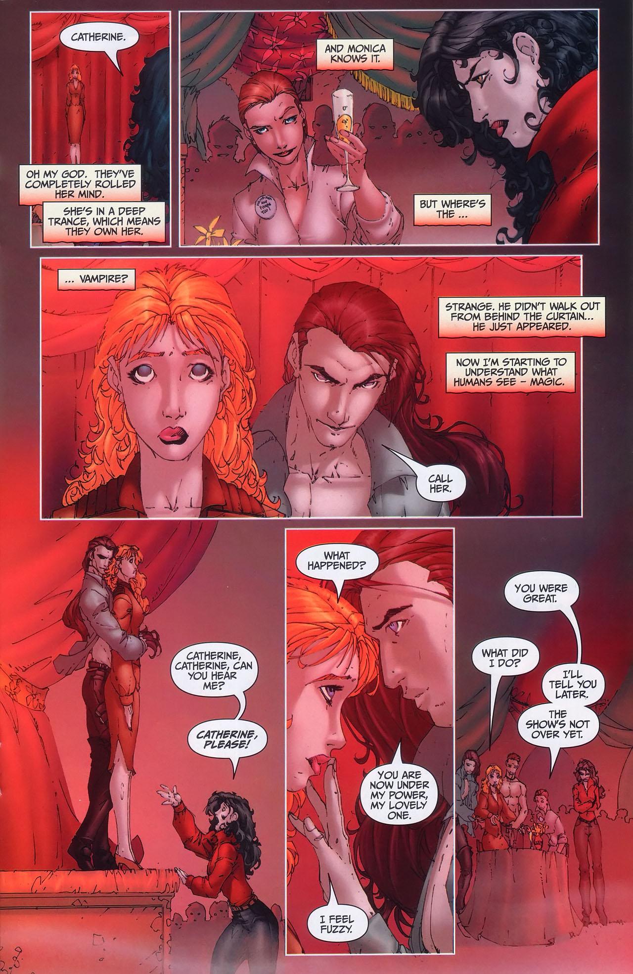 Read online Anita Blake, Vampire Hunter: Guilty Pleasures comic -  Issue #1 - 21