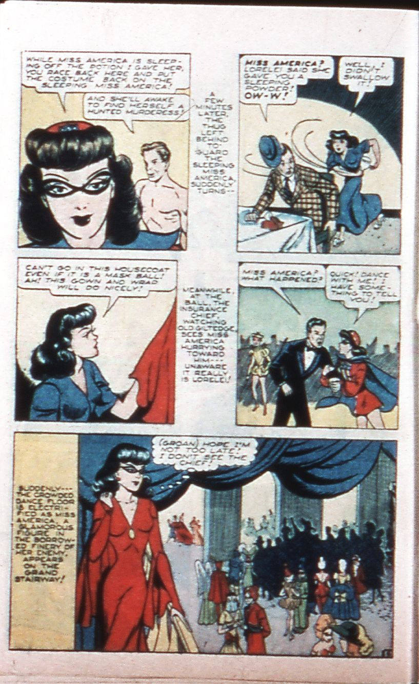 Marvel Mystery Comics (1939) issue 64 - Page 32