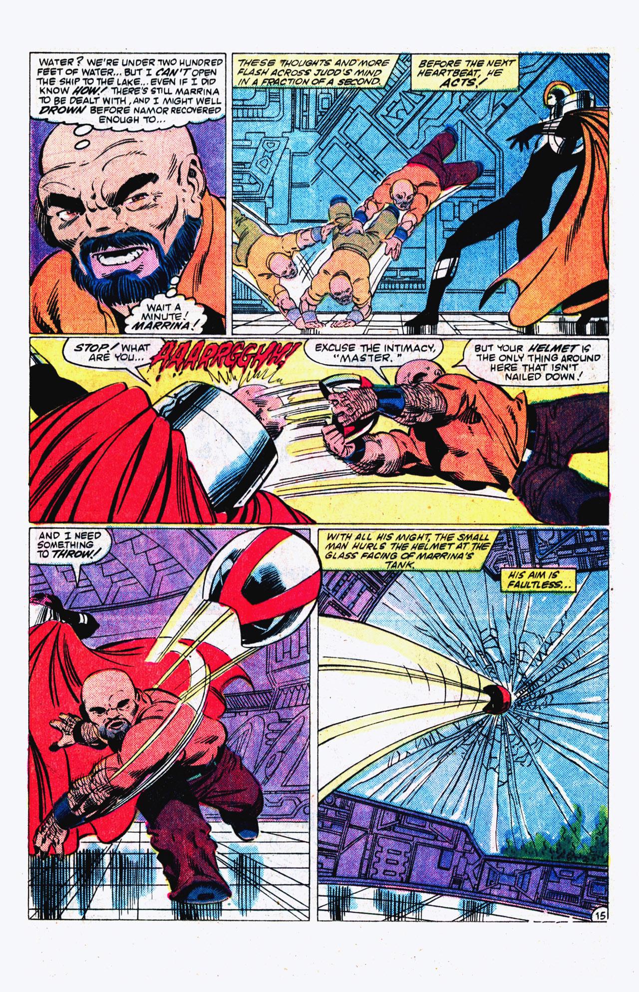Read online Alpha Flight (1983) comic -  Issue #16 - 16