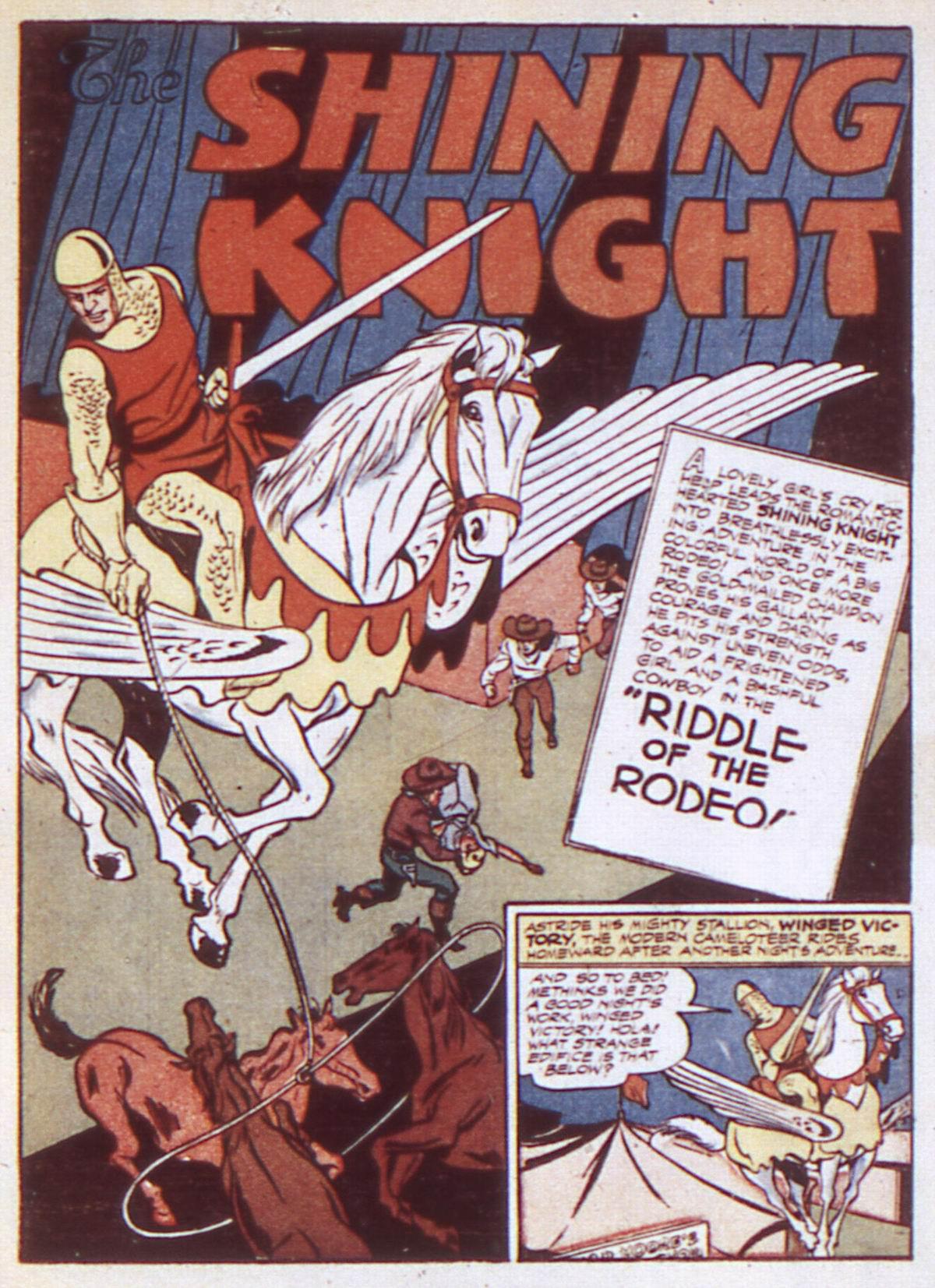 Read online Adventure Comics (1938) comic -  Issue #84 - 27