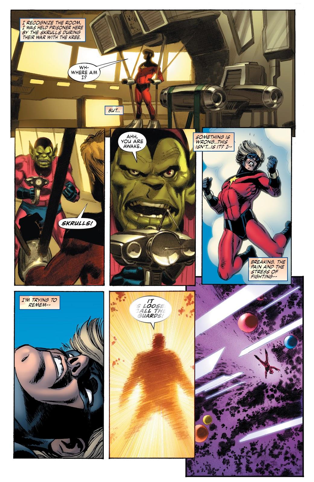 Read online Secret Invasion: Rise of the Skrulls comic -  Issue # TPB (Part 4) - 17