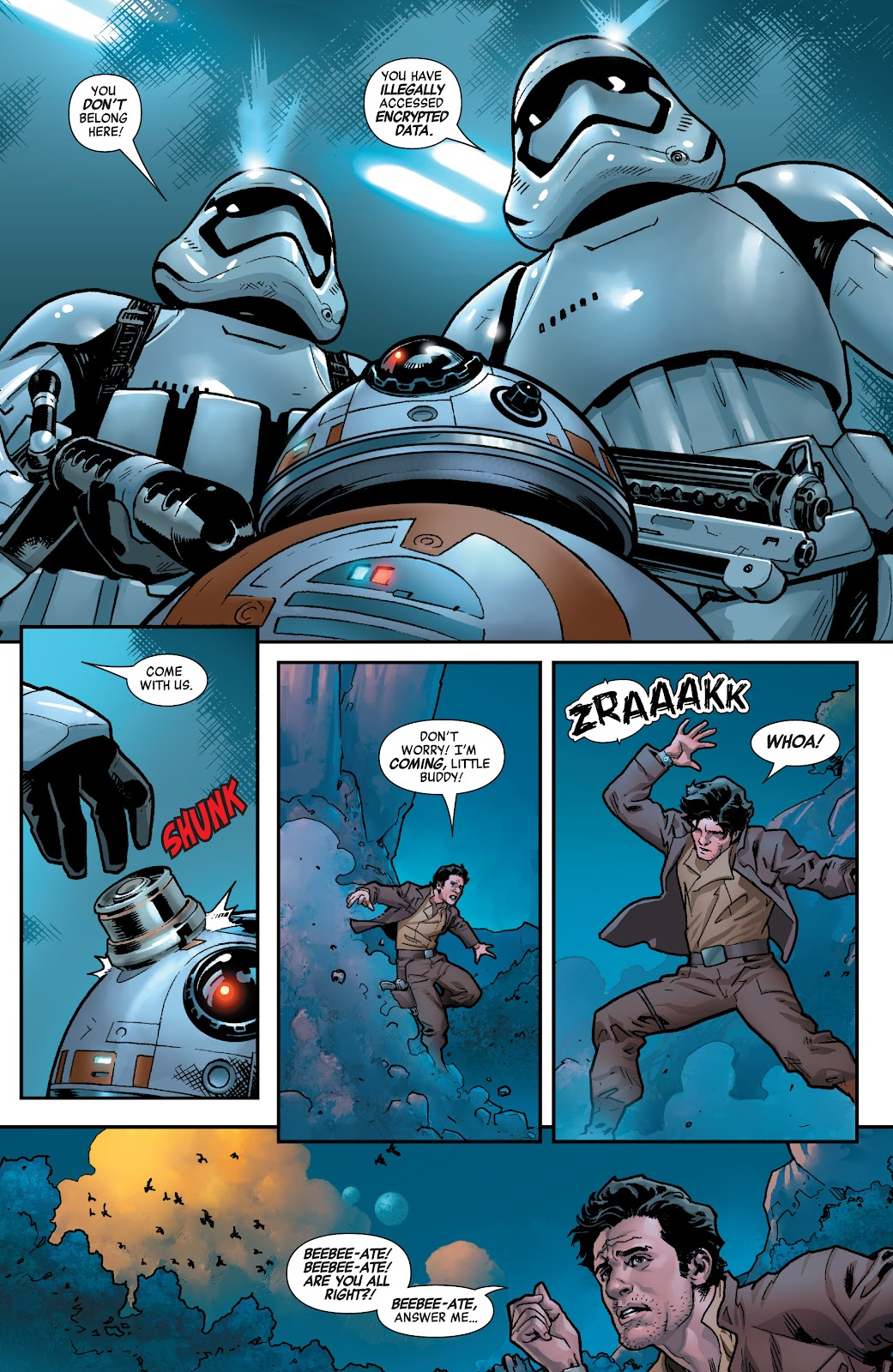 Read online Star Wars: Age of Republic: Heroes comic -  Issue # TPB - 115