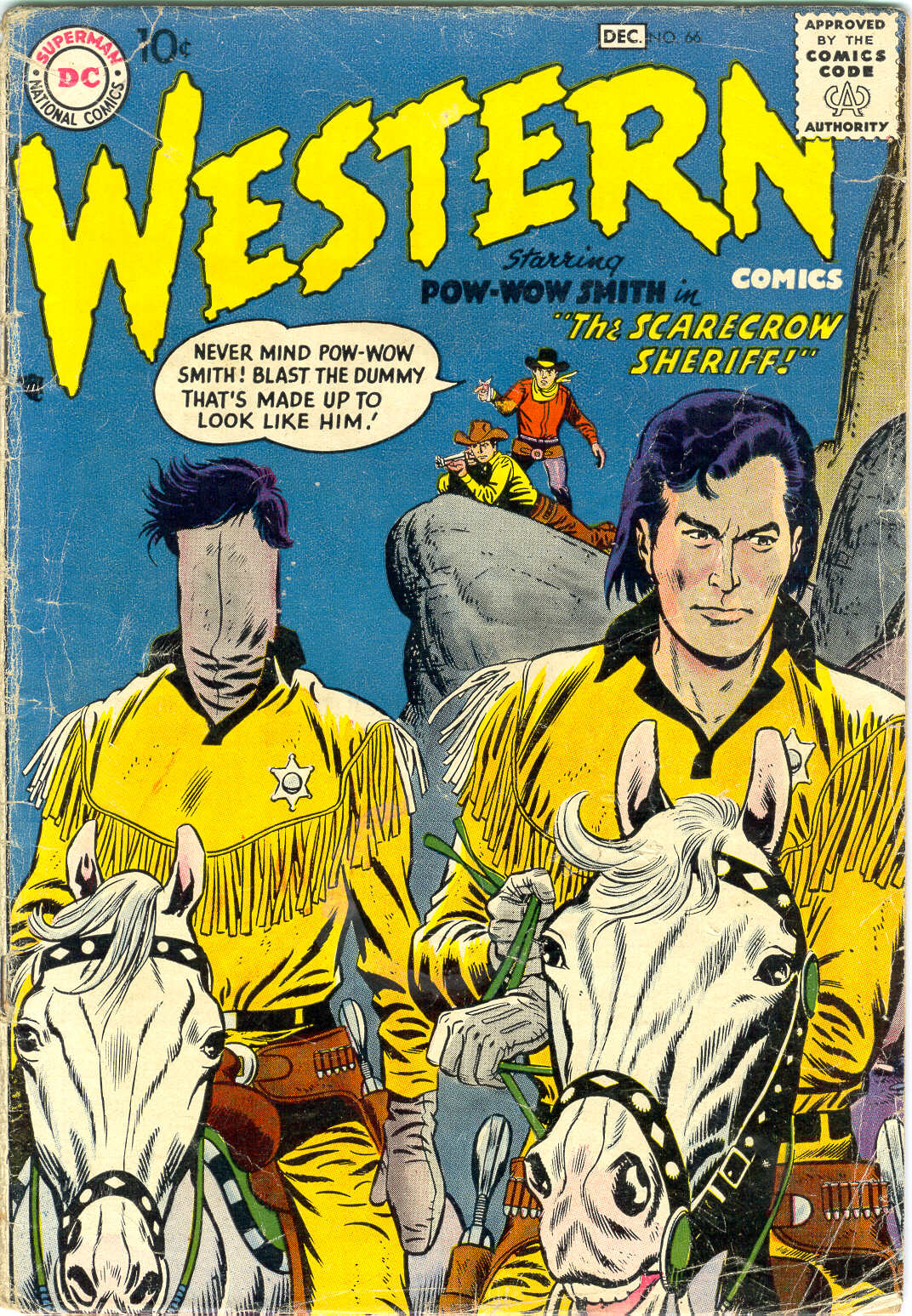 Western Comics 66 Page 1
