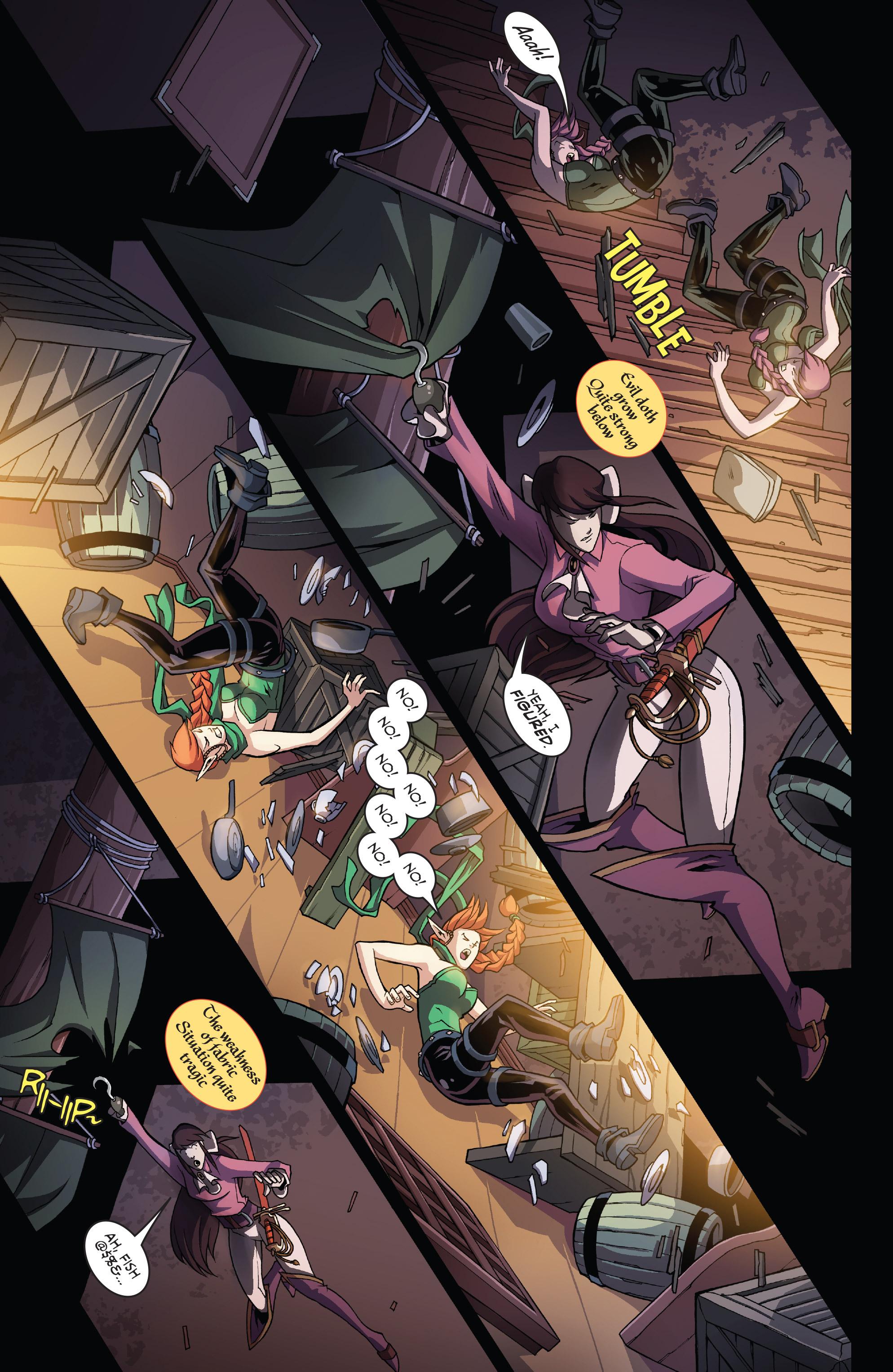 Read online Skullkickers comic -  Issue #16 - 17
