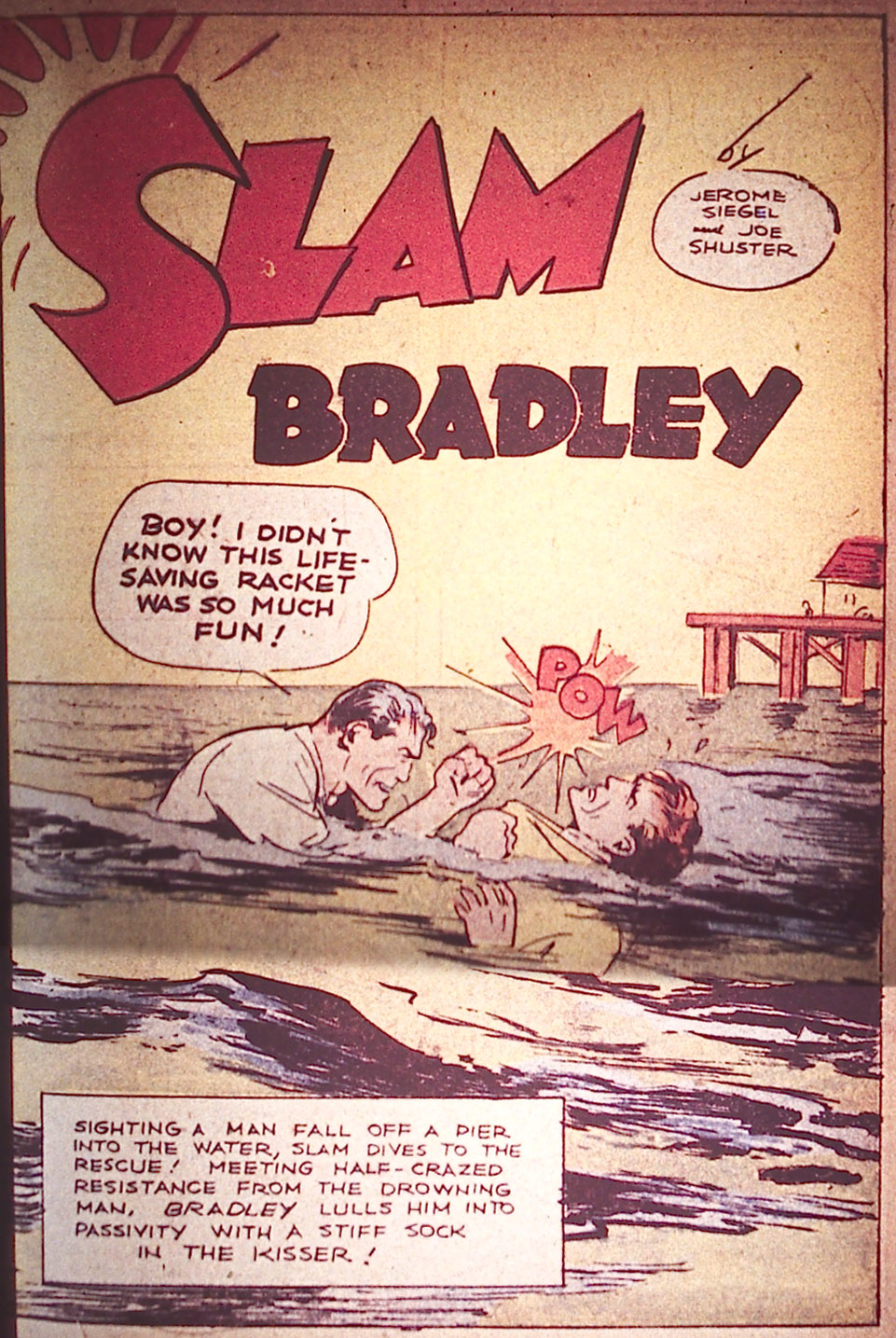 Read online Detective Comics (1937) comic -  Issue #7 - 3