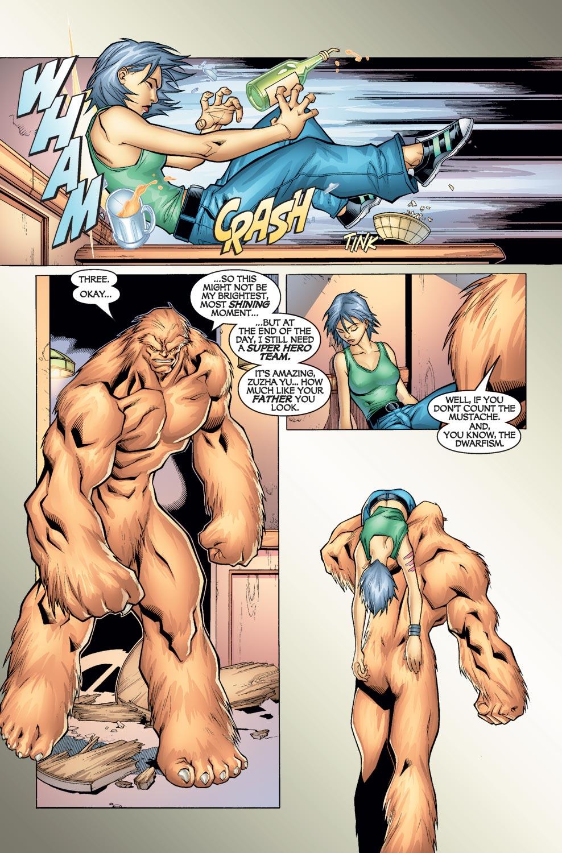 Read online Alpha Flight (2004) comic -  Issue #2 - 10