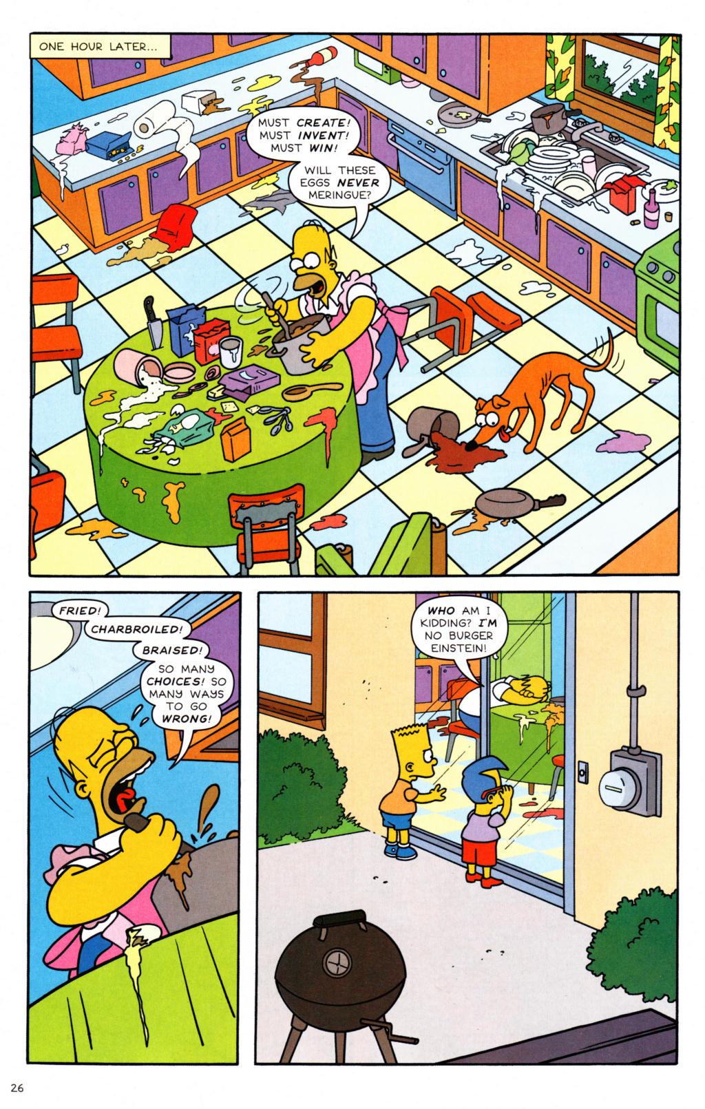 Read online Simpsons Comics Presents Bart Simpson comic -  Issue #34 - 21