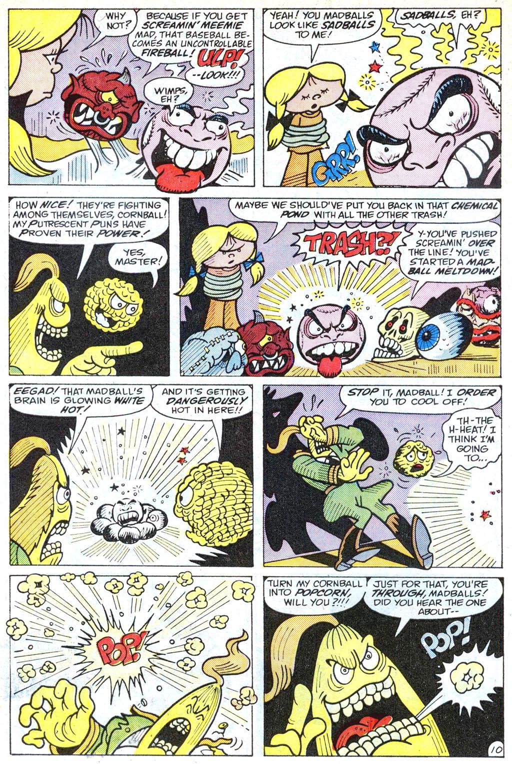 Madballs issue 1 - Page 22