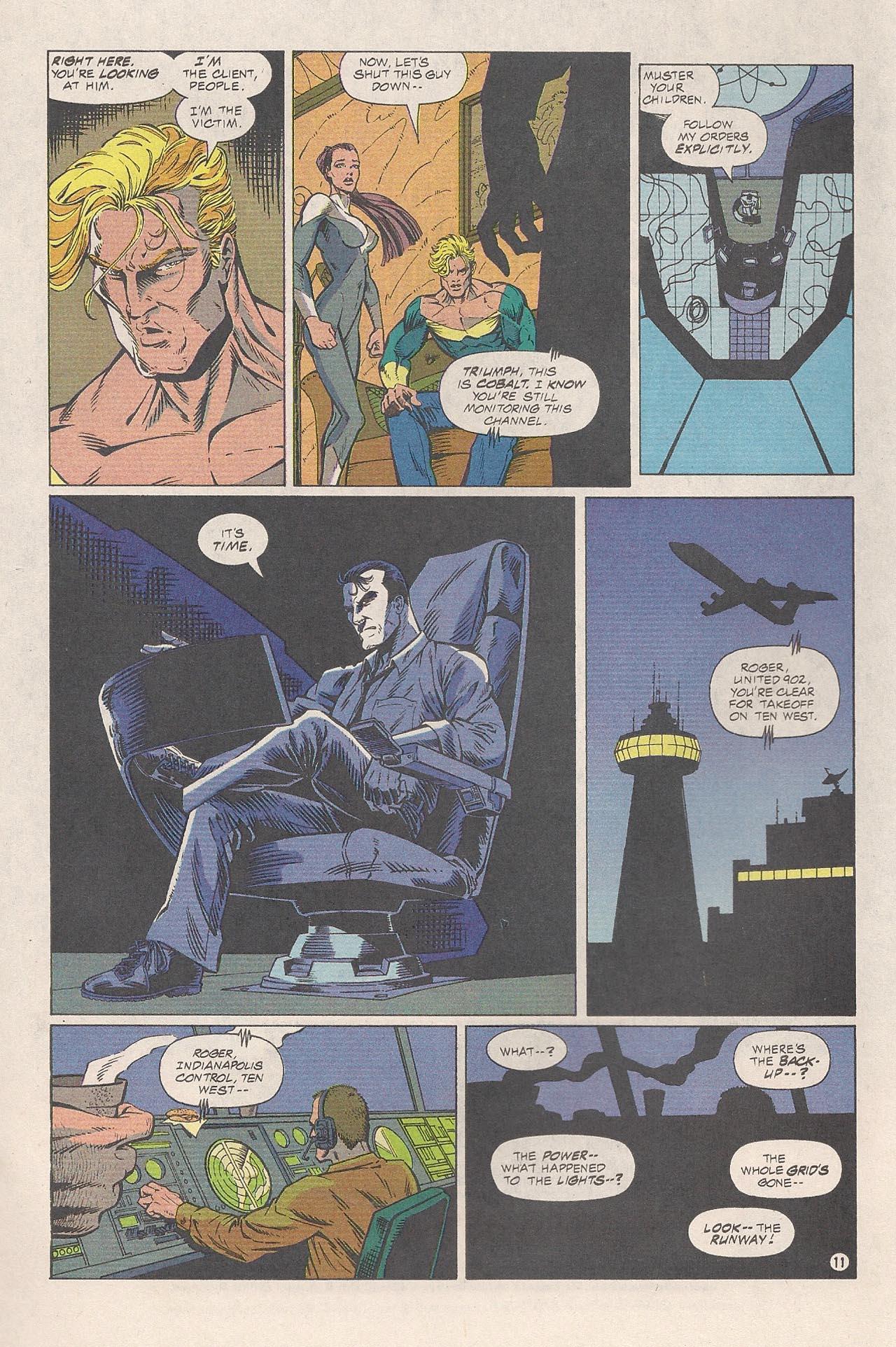 Read online Triumph comic -  Issue #4 - 17