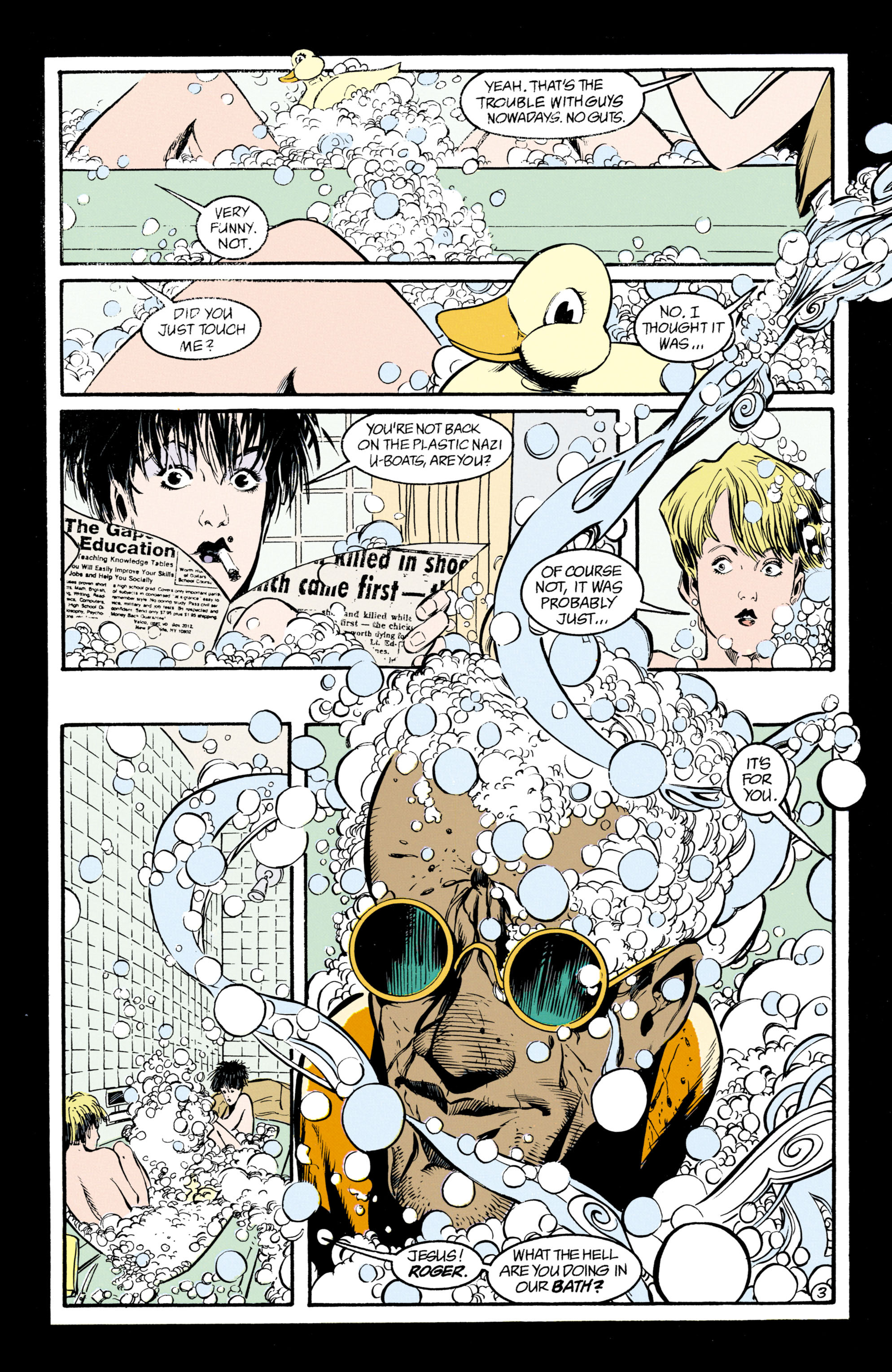 Read online Shade, the Changing Man comic -  Issue #33 - 4