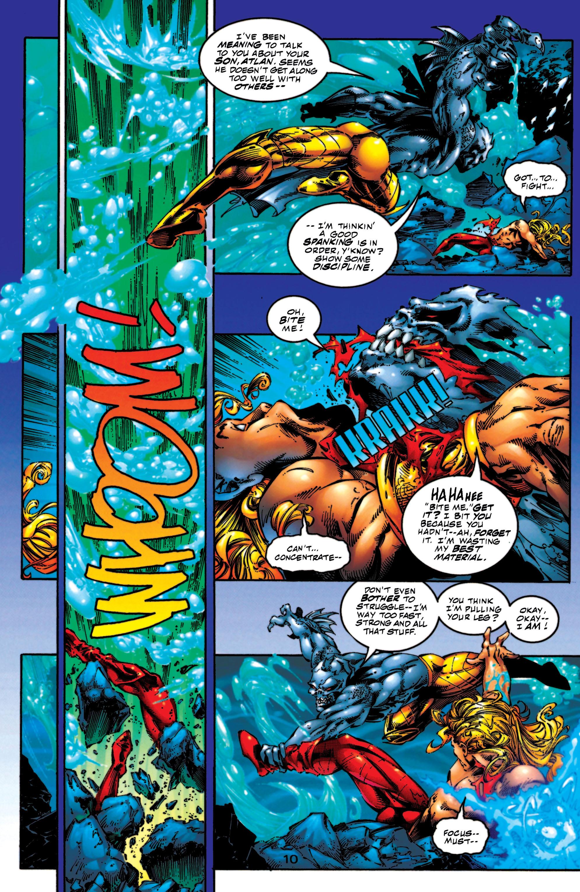 Read online Aquaman (1994) comic -  Issue #56 - 10