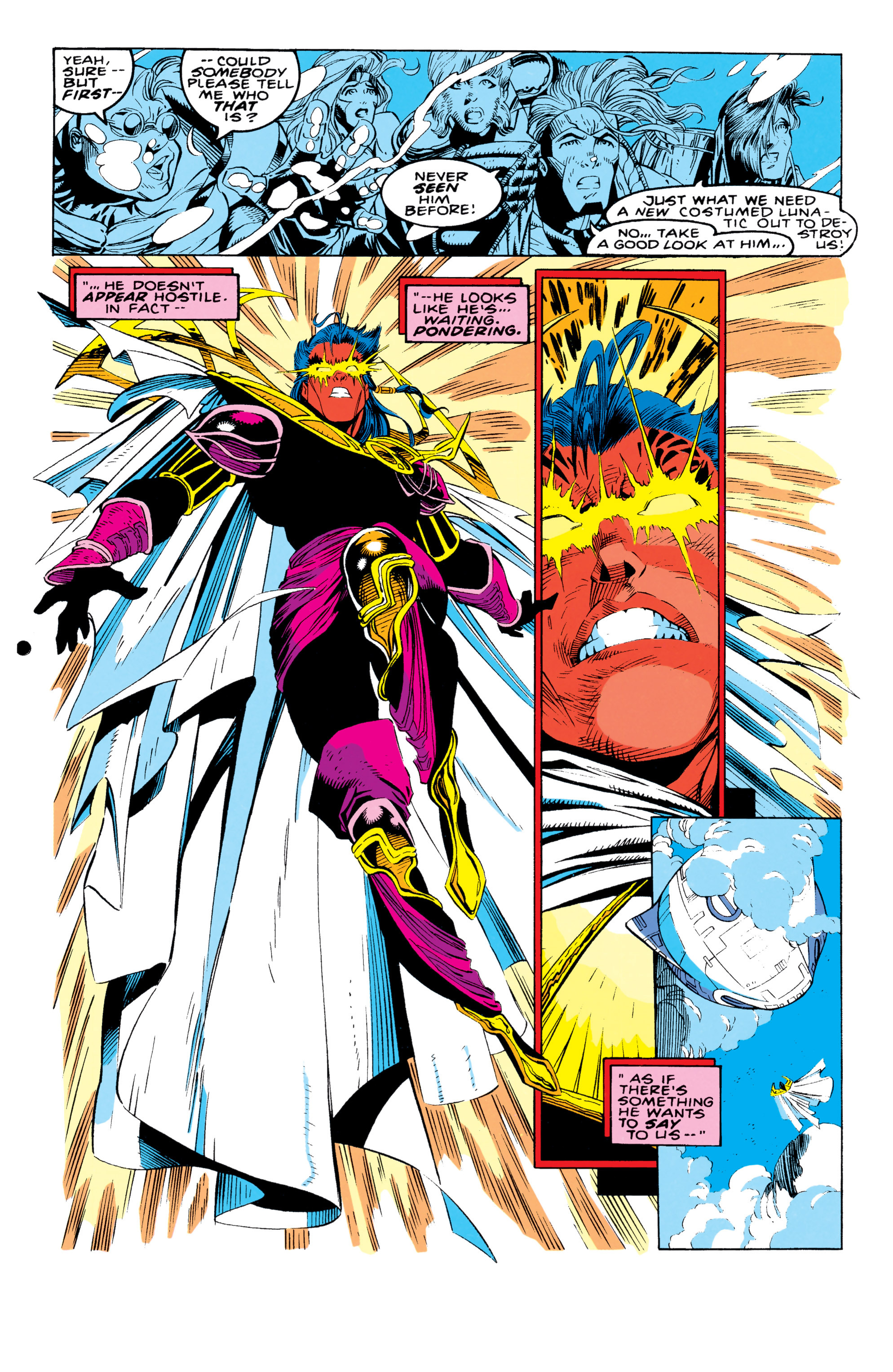 Read online X-Factor (1986) comic -  Issue #92 - 14