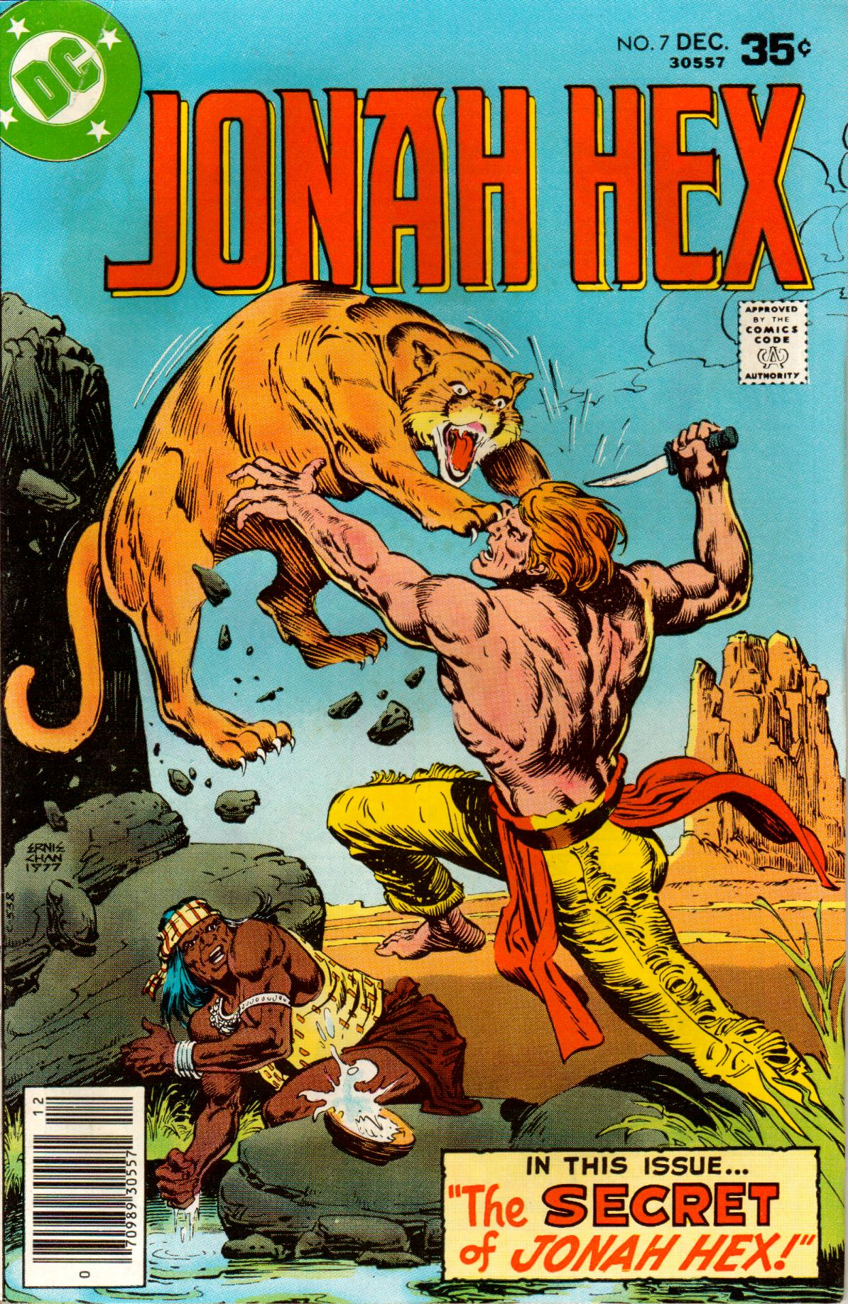 Jonah Hex (1977) 7 Page 1