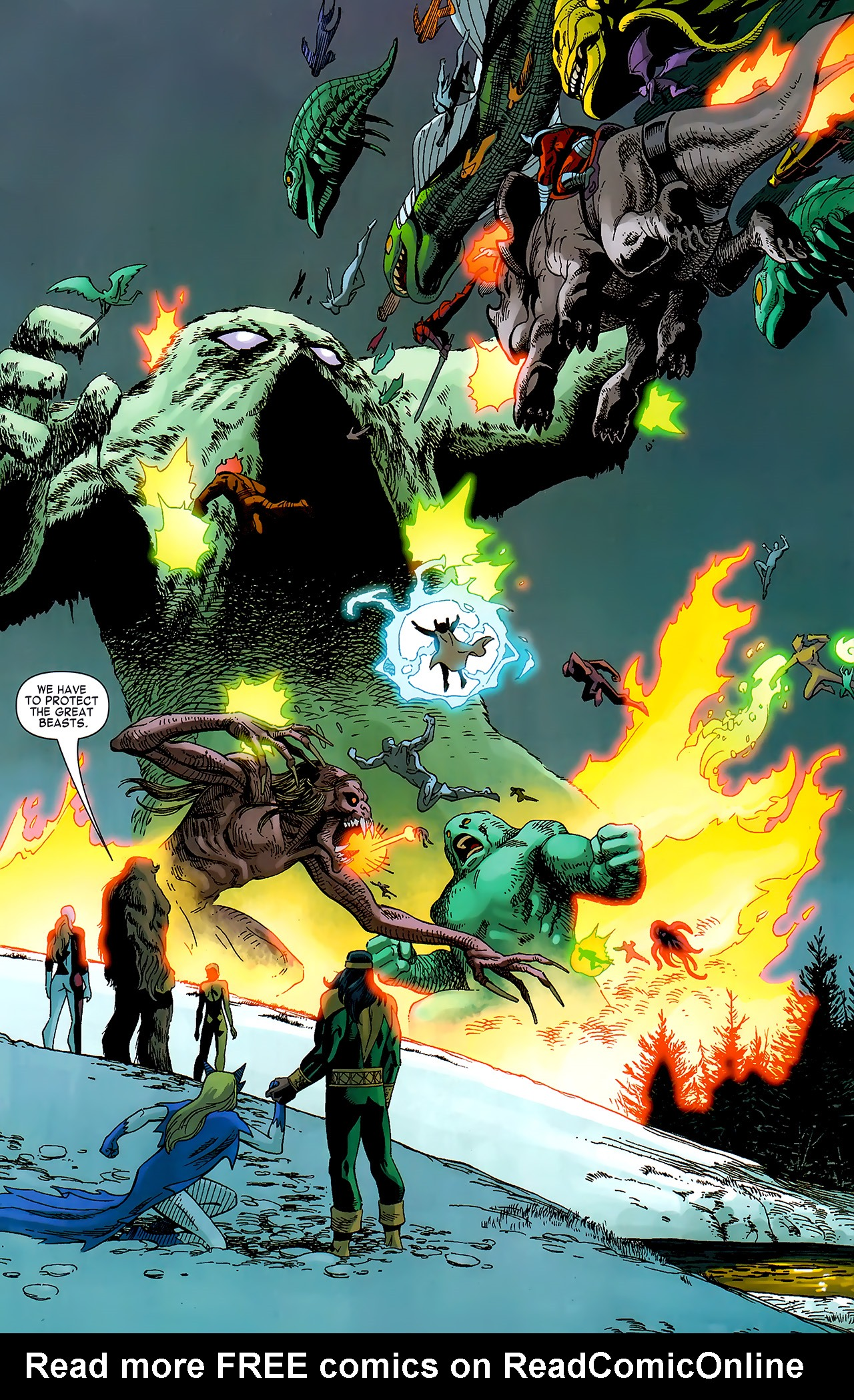 Read online Chaos War: Alpha Flight comic -  Issue # Full - 12