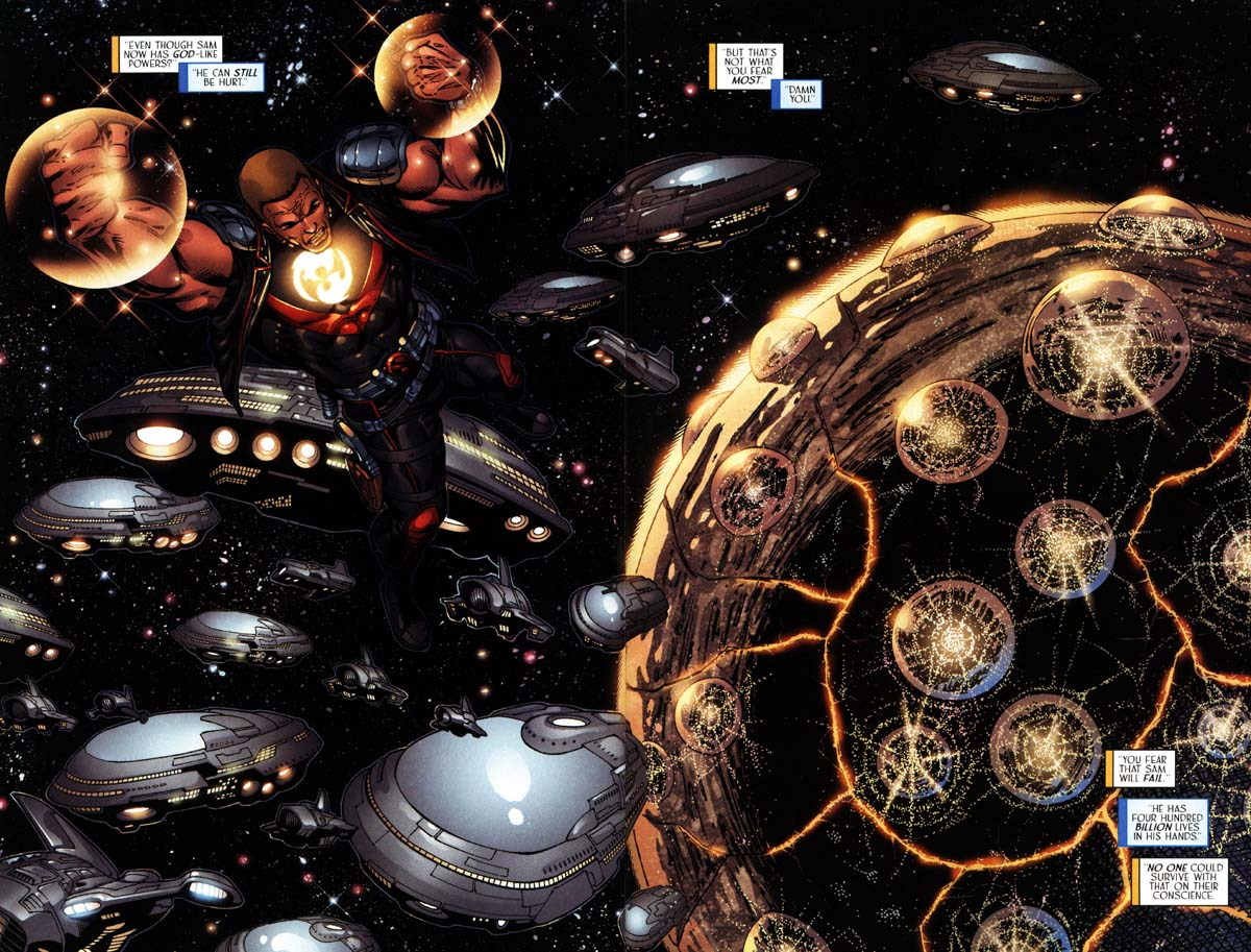 Read online Sigil (2000) comic -  Issue #27 - 5