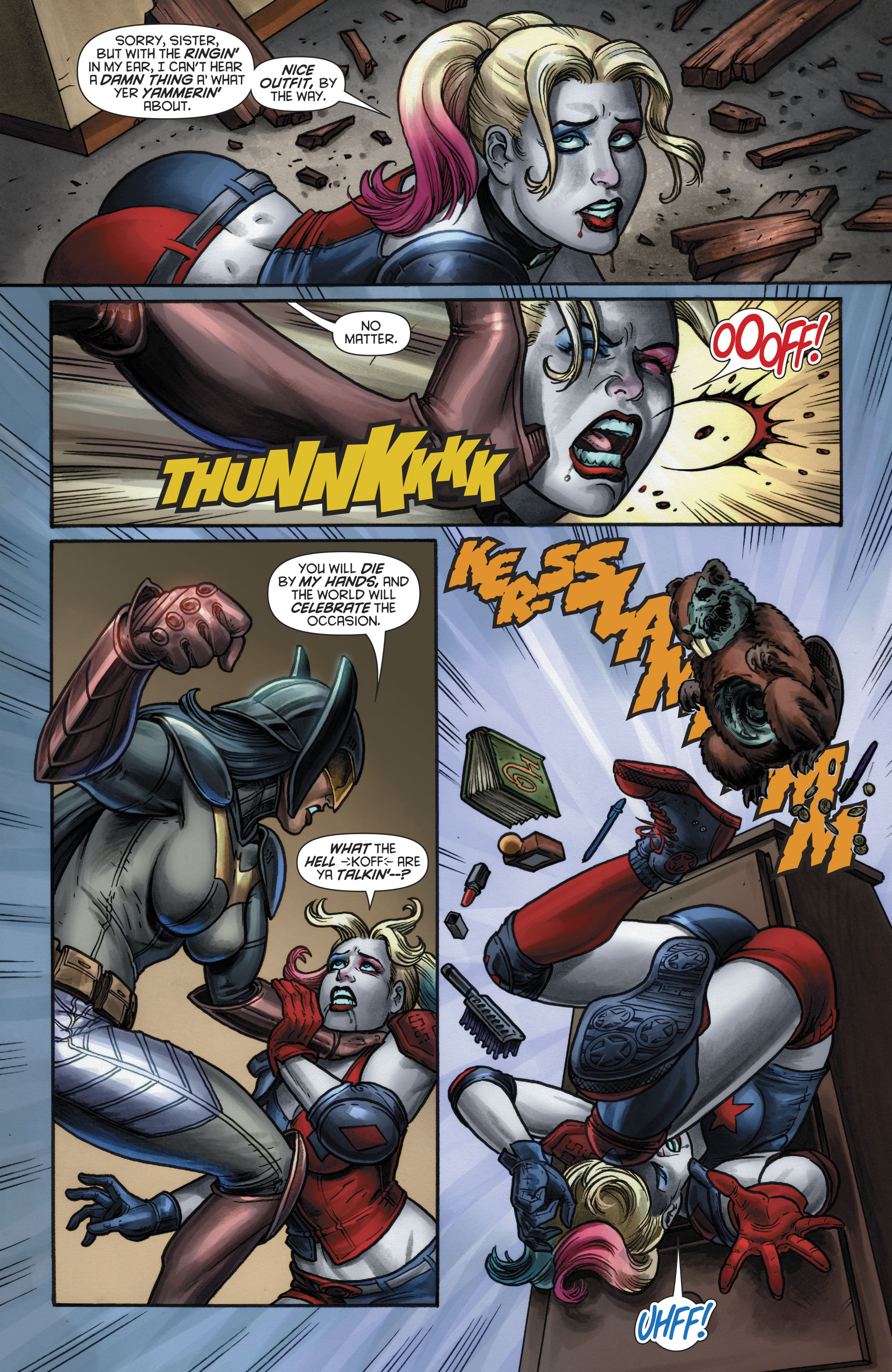 Read online Harley Quinn (2016) comic -  Issue #20 - 13