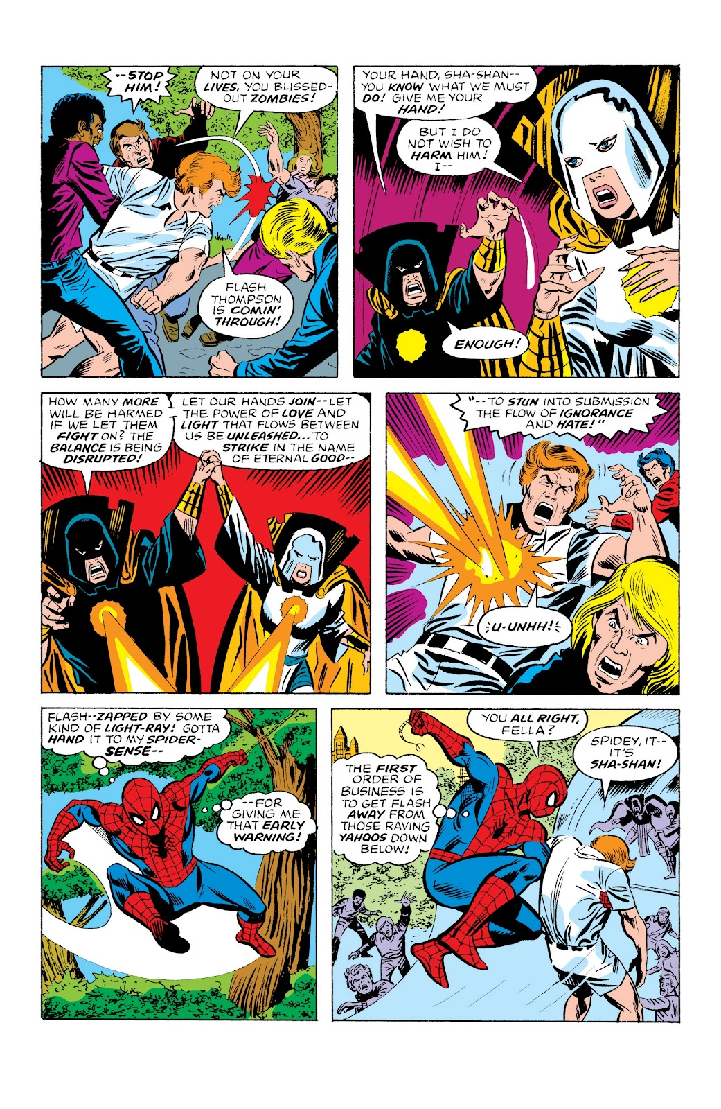 Read online Marvel Masterworks: The Spectacular Spider-Man comic -  Issue # TPB (Part 2) - 98
