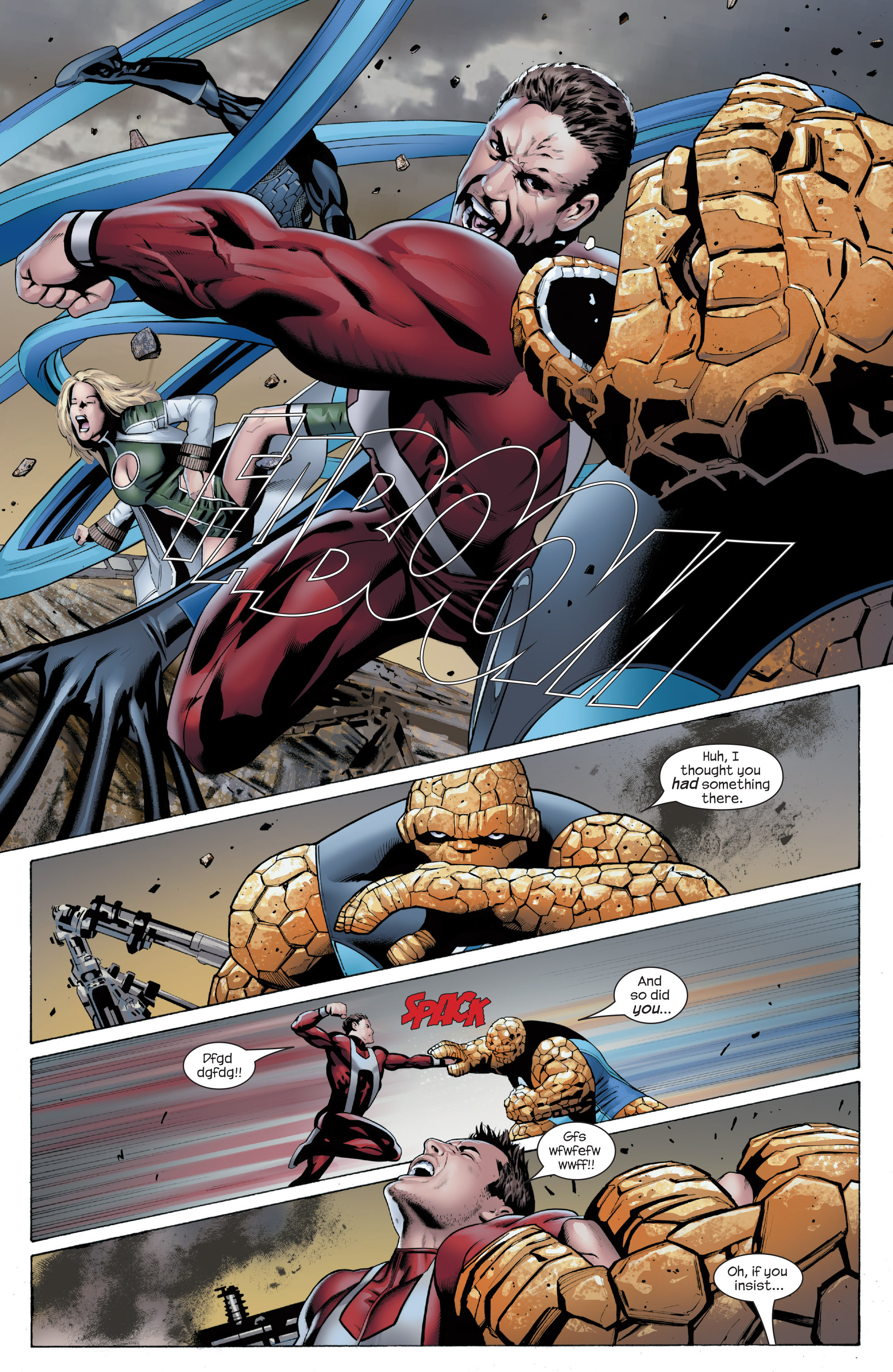 Read online Ultimate Power comic -  Issue #2 - 7