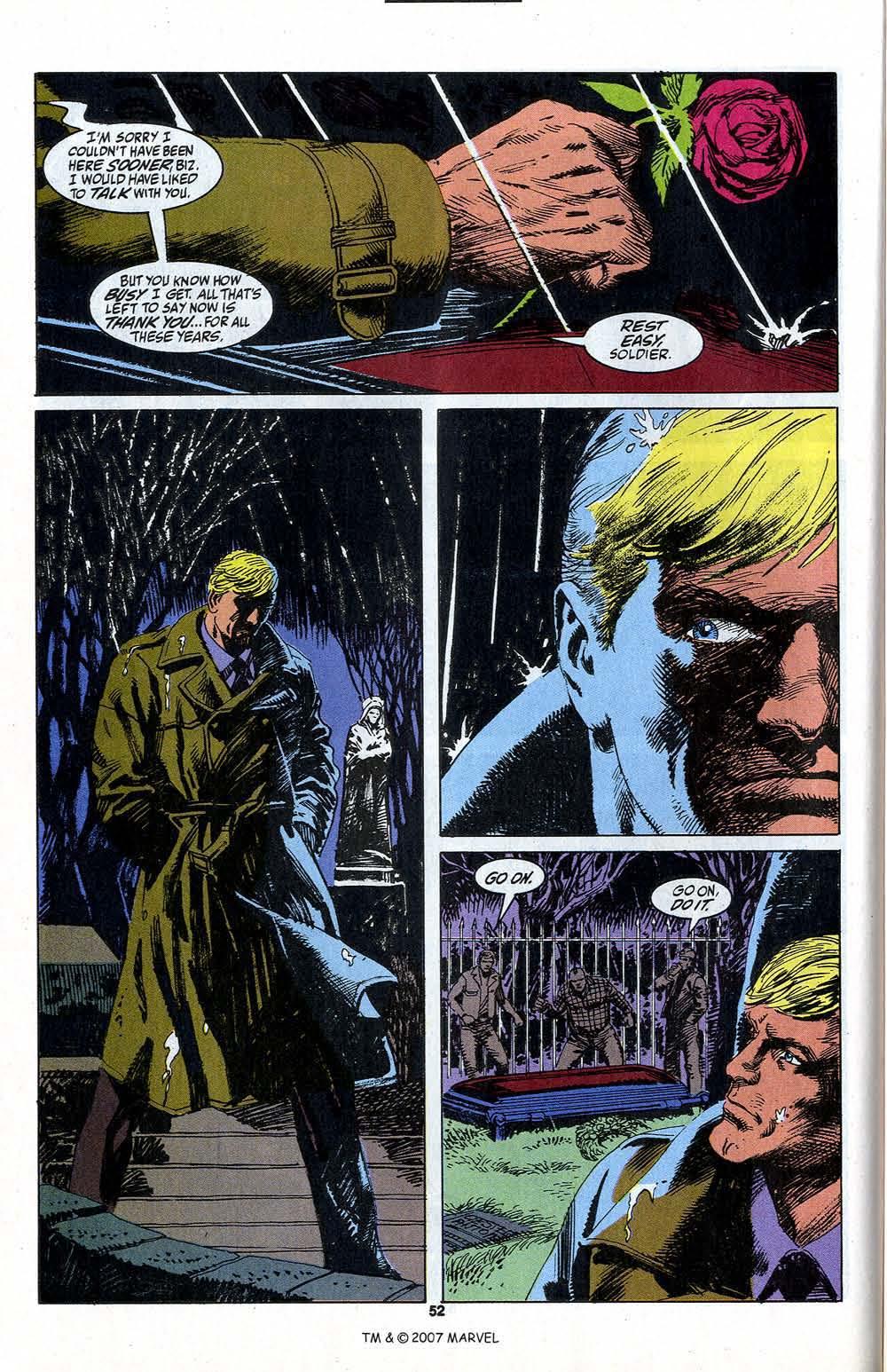 Read online Captain America (1968) comic -  Issue # _Annual 13 - 54