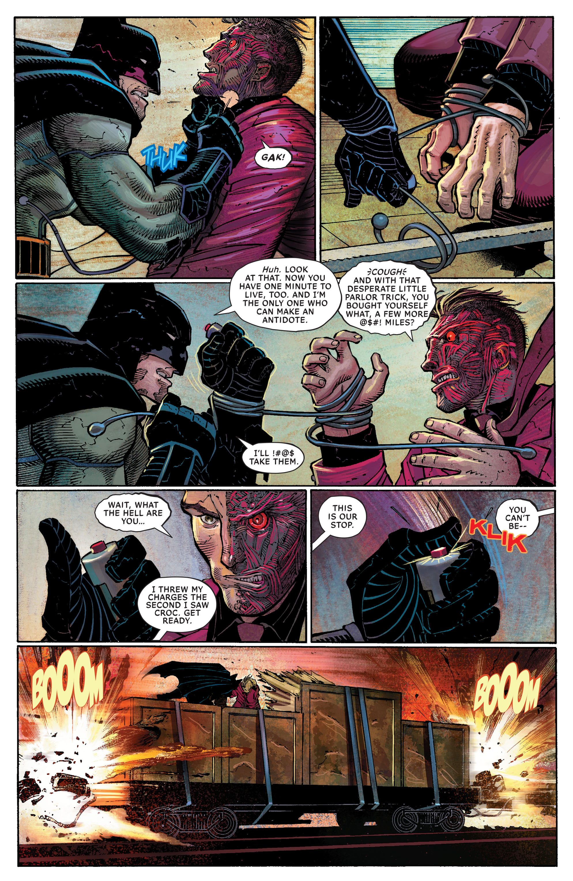 Read online All-Star Batman comic -  Issue #2 - 15