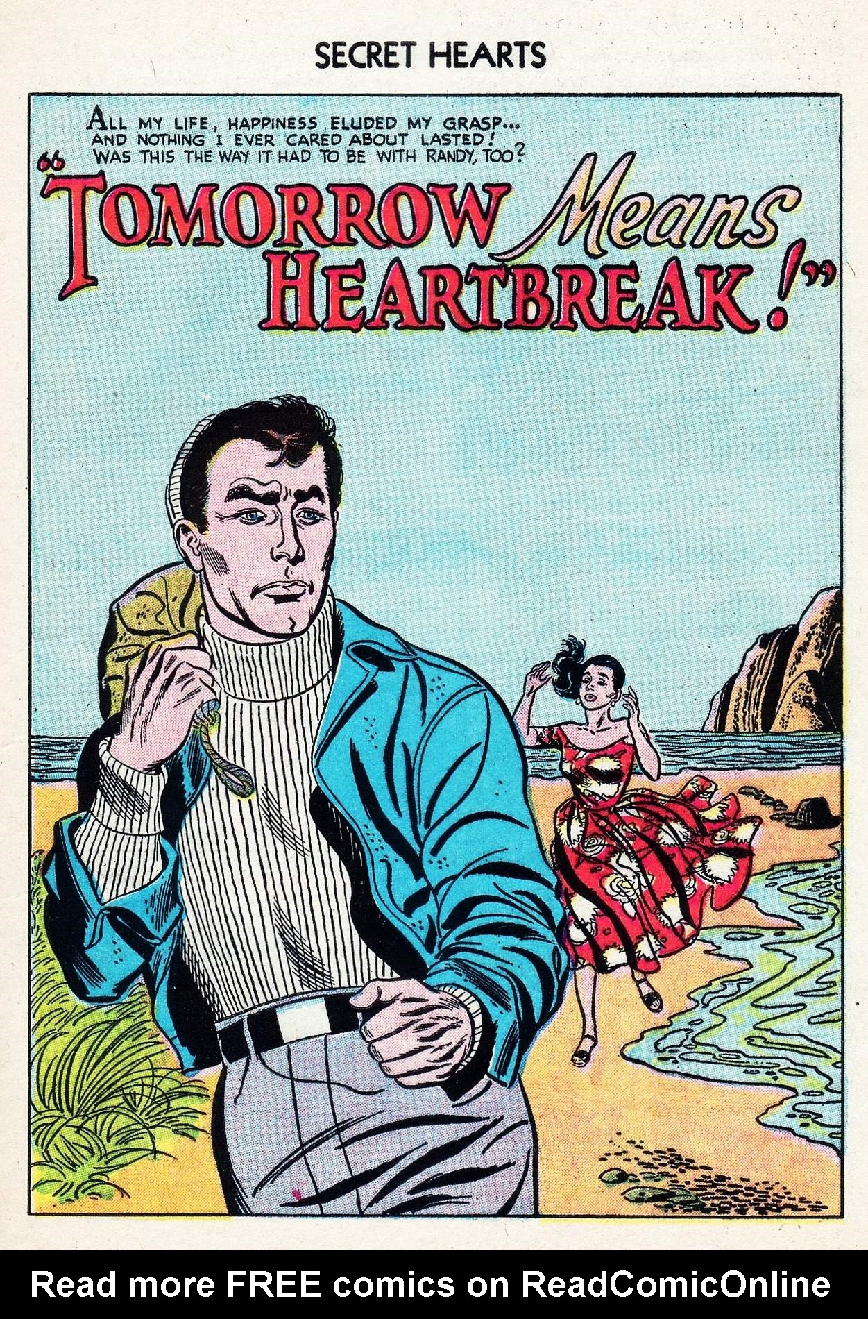 Read online Secret Hearts comic -  Issue #29 - 27