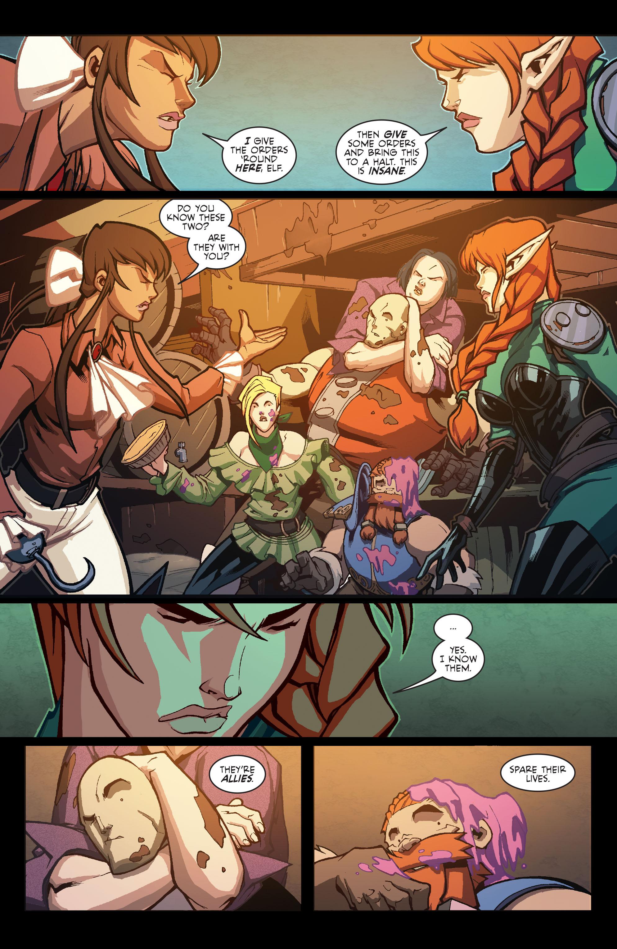 Read online Skullkickers comic -  Issue #13 - 15