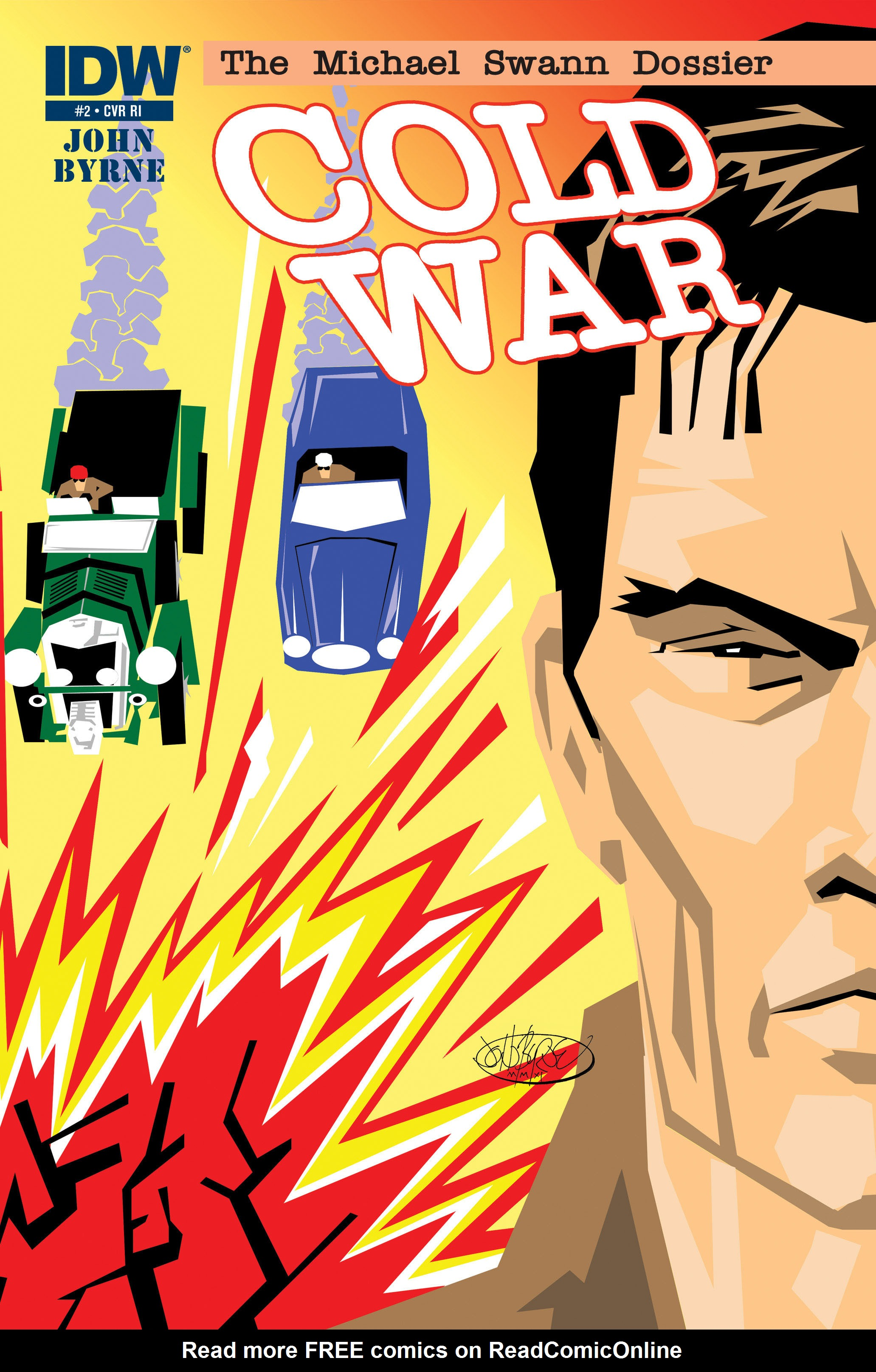 Read online Cold War comic -  Issue # TPB - 33