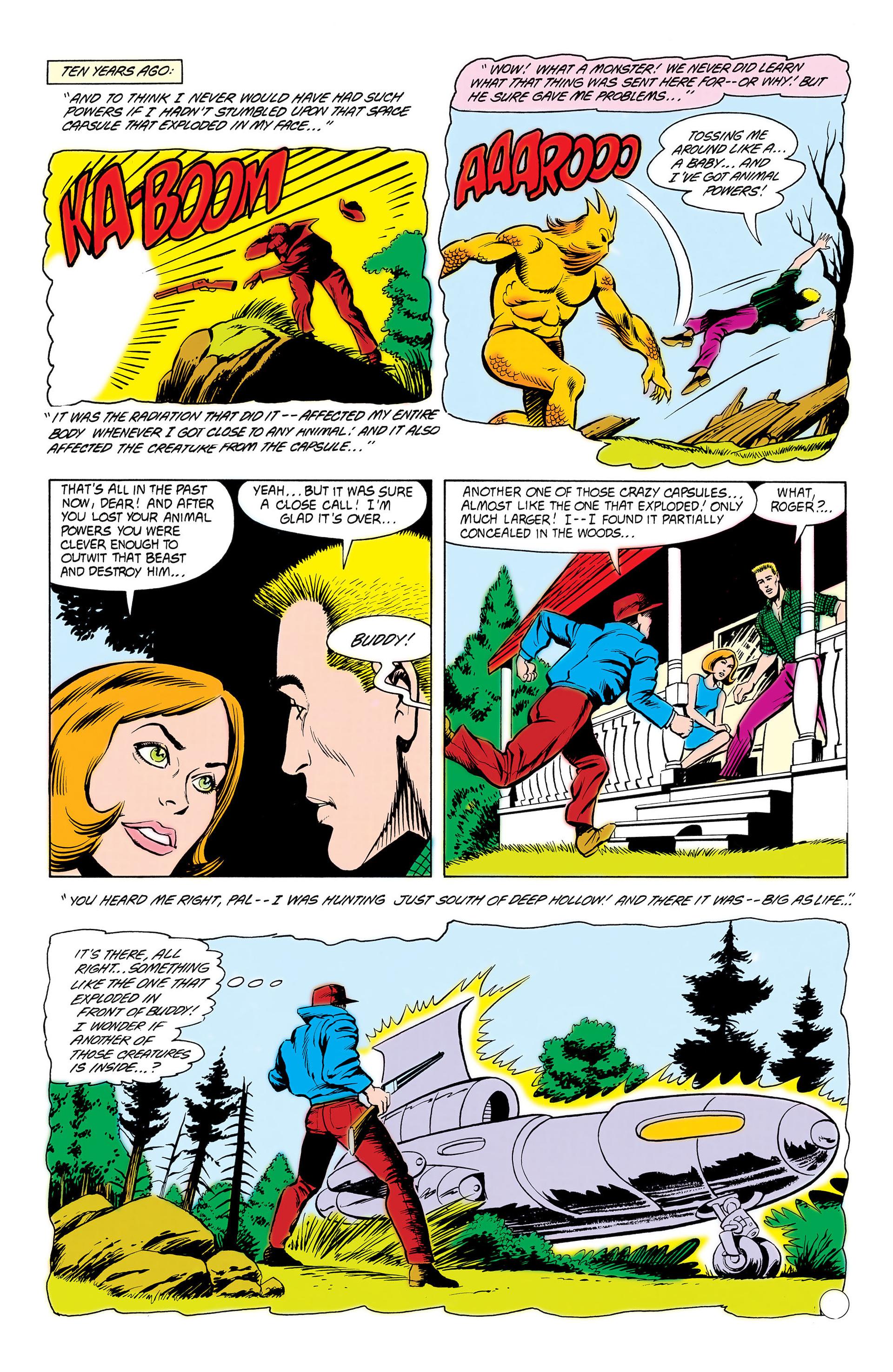 Read online Animal Man (1988) comic -  Issue #10 - 21