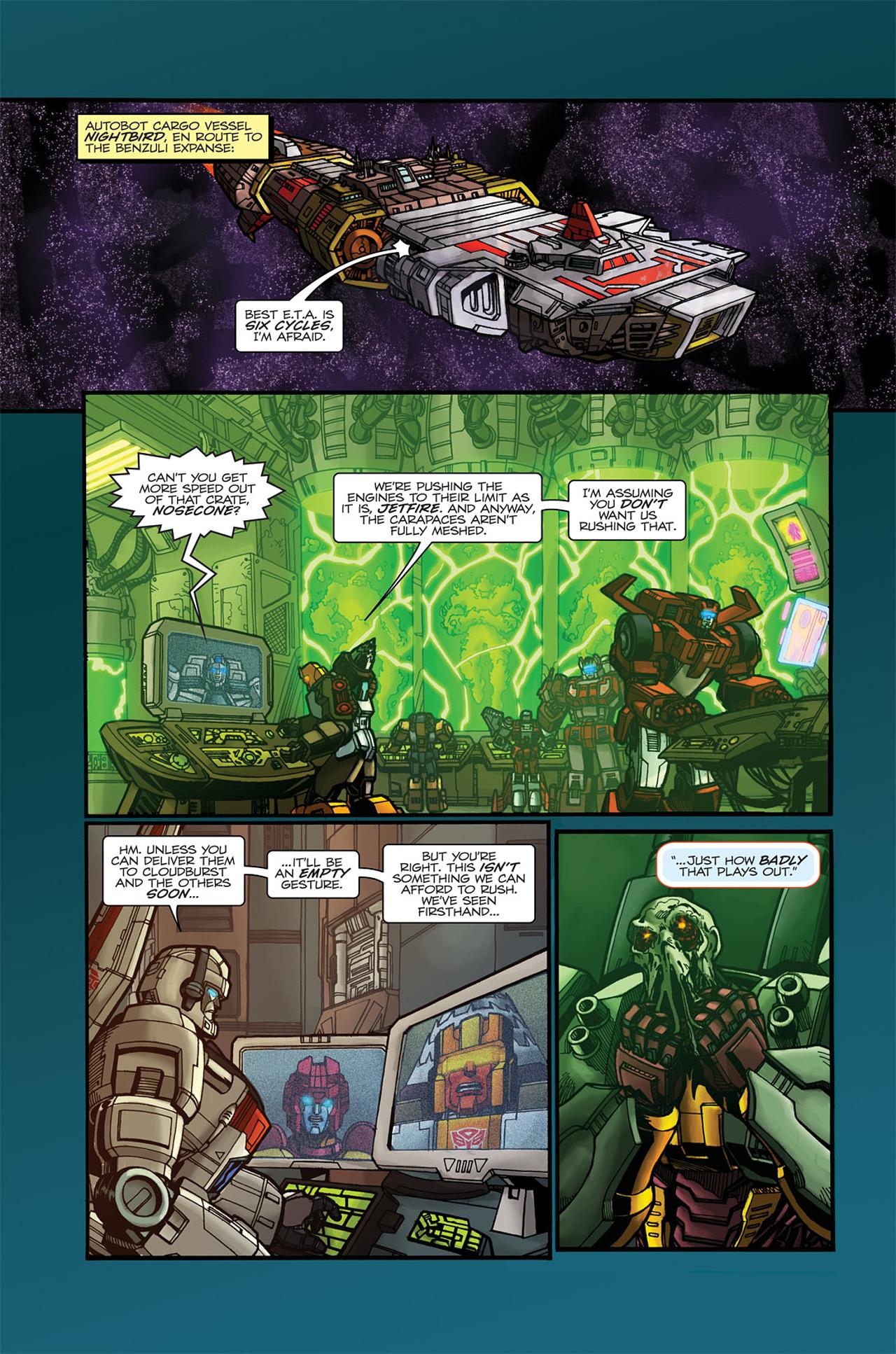 Read online Transformers Spotlight: Doubledealer comic -  Issue # Full - 16