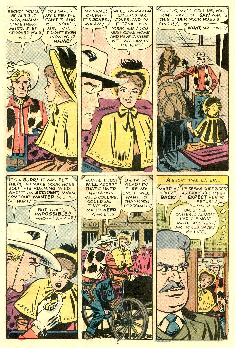 Kid Colt Outlaw issue 185 - Page 12