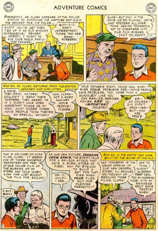 Read online Adventure Comics (1938) comic -  Issue #244 - 14