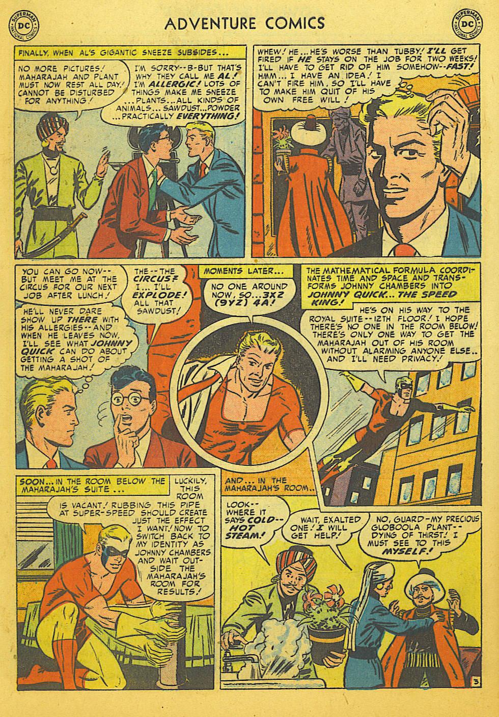 Read online Adventure Comics (1938) comic -  Issue #169 - 26