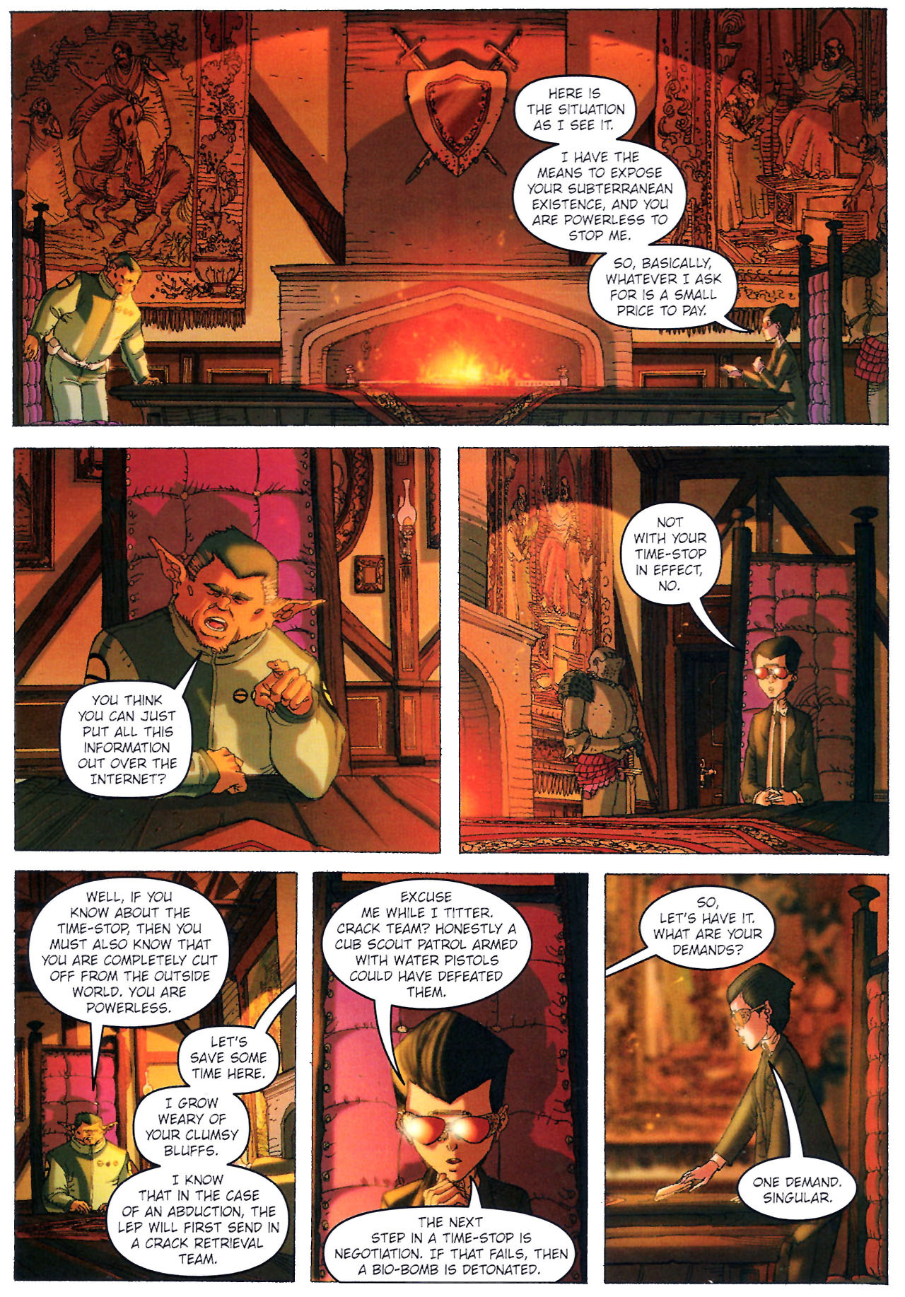 Read online Artemis Fowl: The Graphic Novel comic -  Issue #Artemis Fowl: The Graphic Novel Full - 65