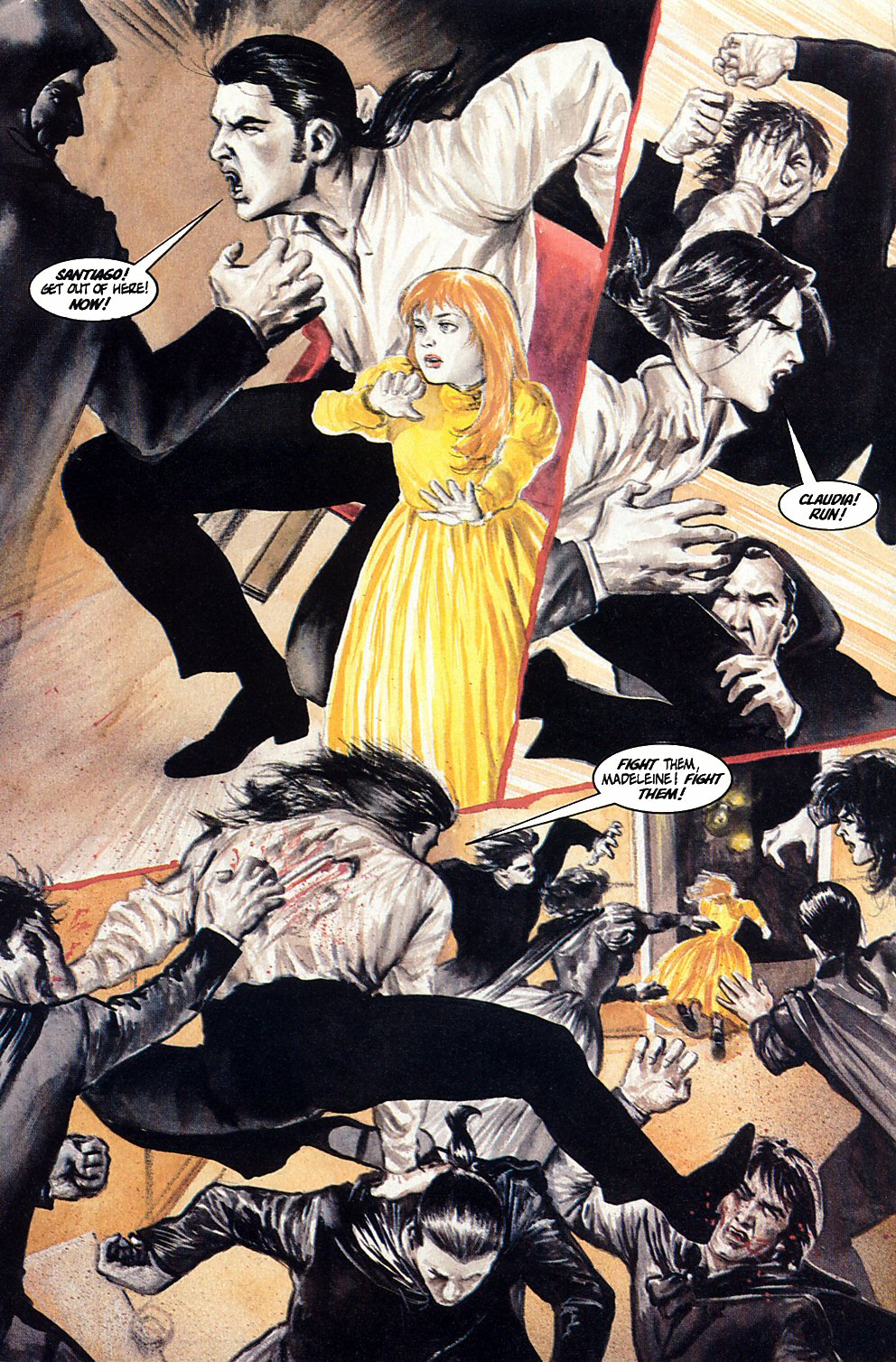 Read online Anne Rice's Interview with the Vampire comic -  Issue #10 - 28