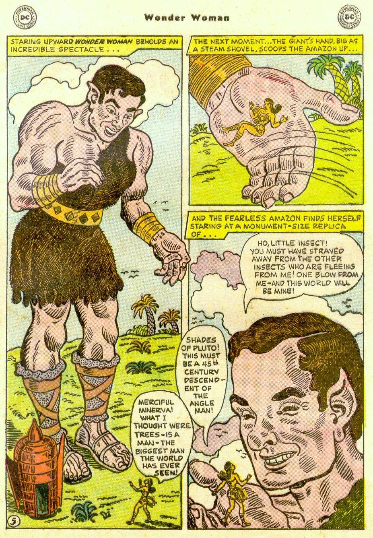 Read online Wonder Woman (1942) comic -  Issue #96 - 30
