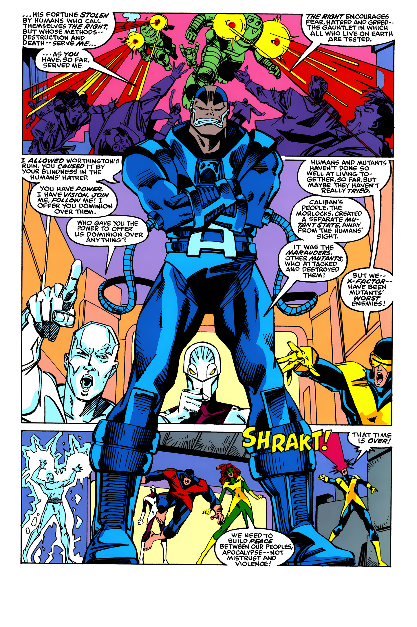 Read online X-Factor (1986) comic -  Issue #24 - 8