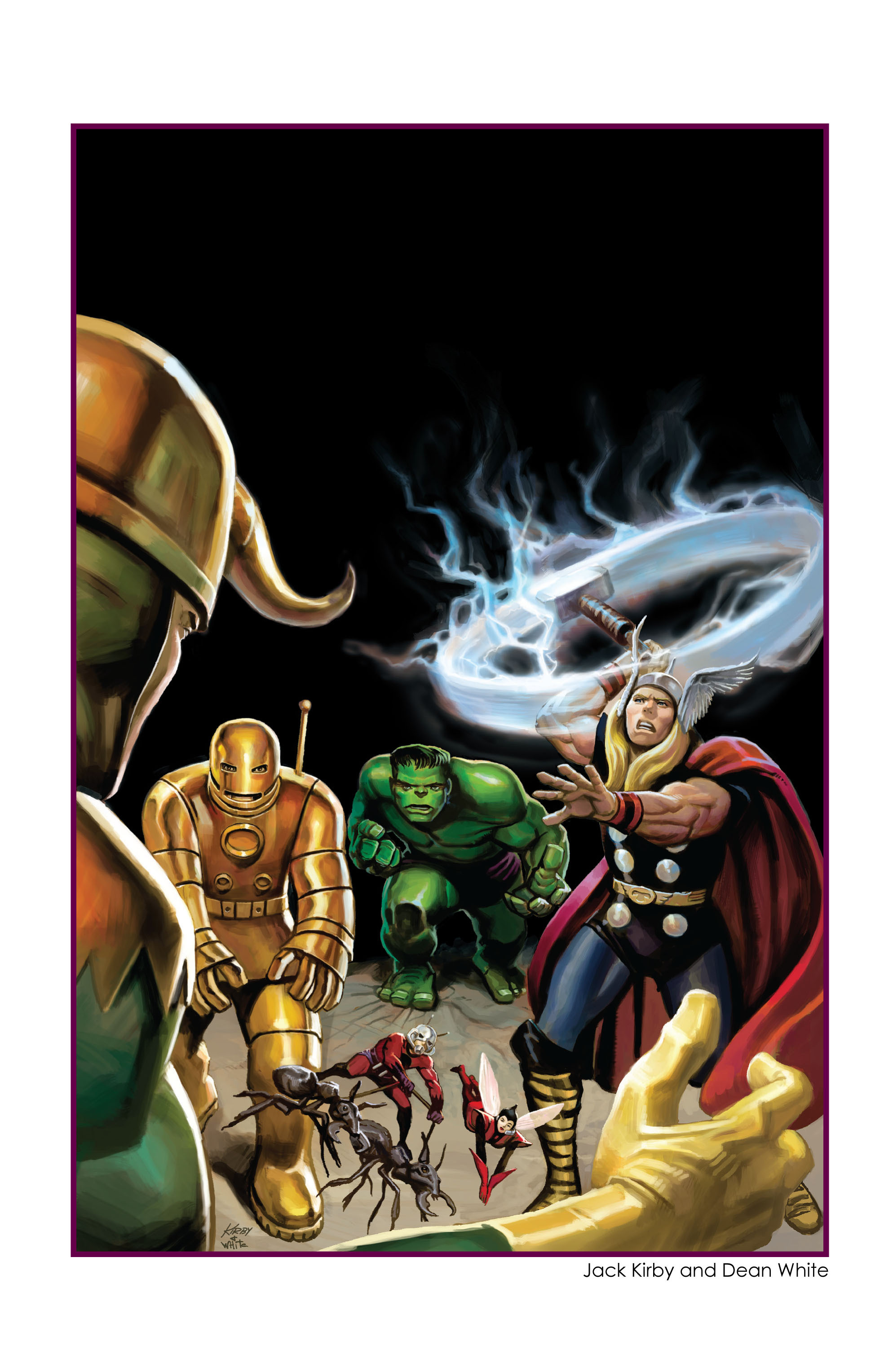 Read online Avengers (2010) comic -  Issue #1 - 29