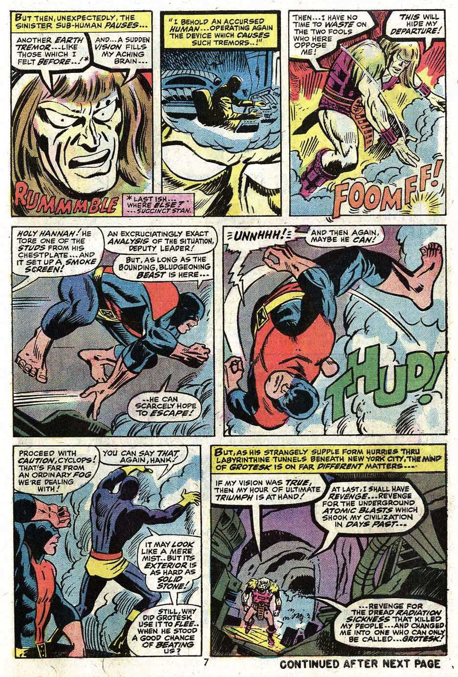 Uncanny X-Men (1963) 90 Page 8