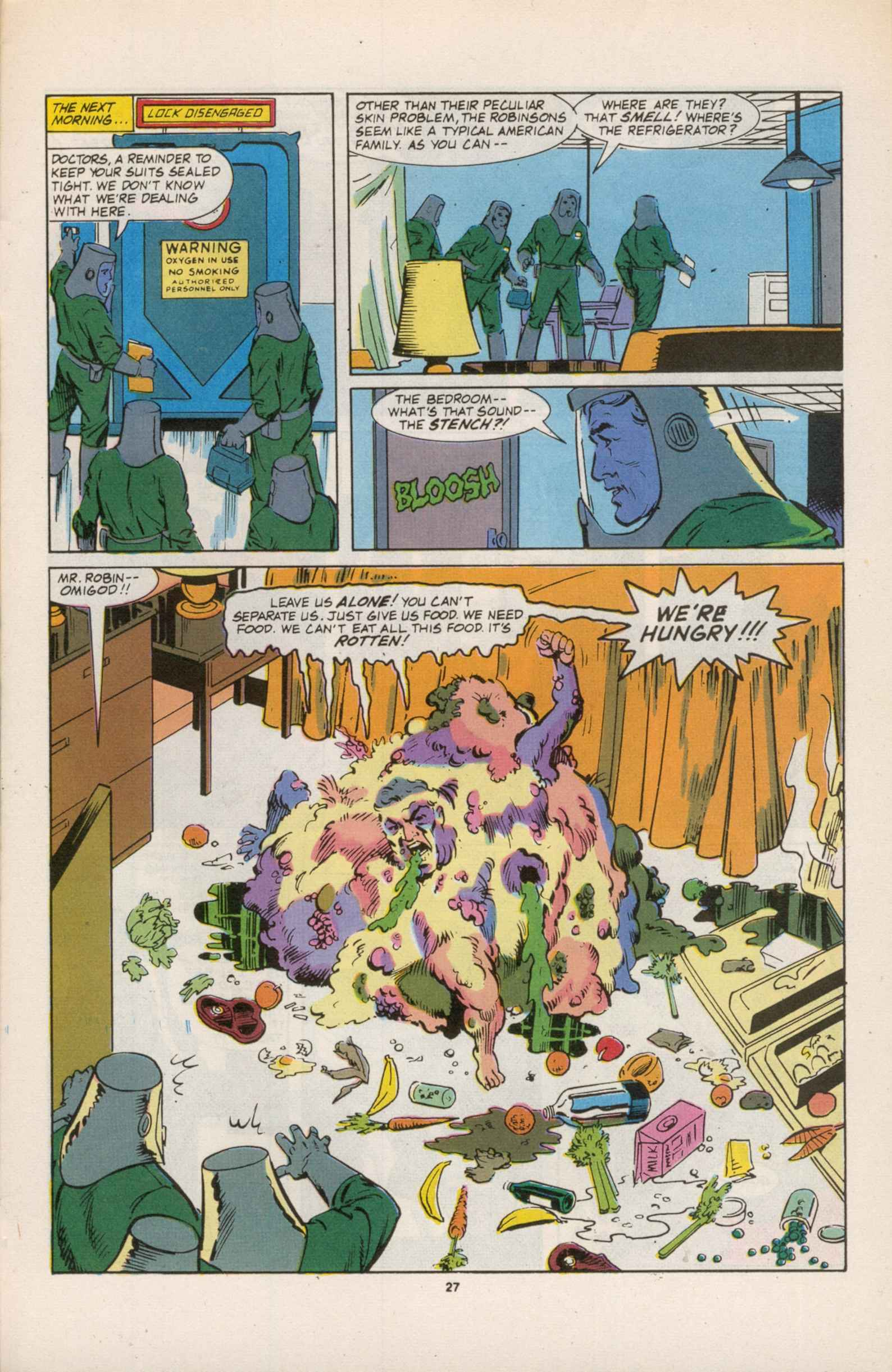 Read online Star Brand comic -  Issue #14 - 28
