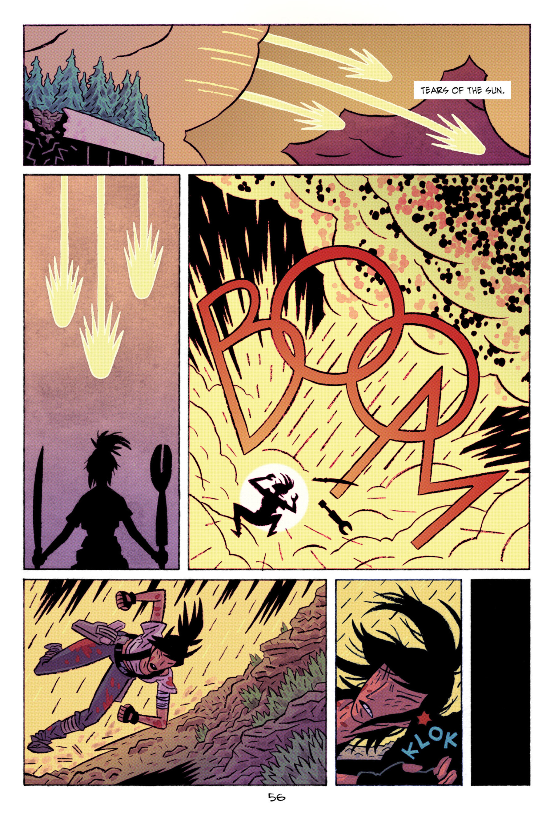 Read online ApocalyptiGirl: An Aria for the End Times comic -  Issue #ApocalyptiGirl: An Aria for the End Times Full - 64