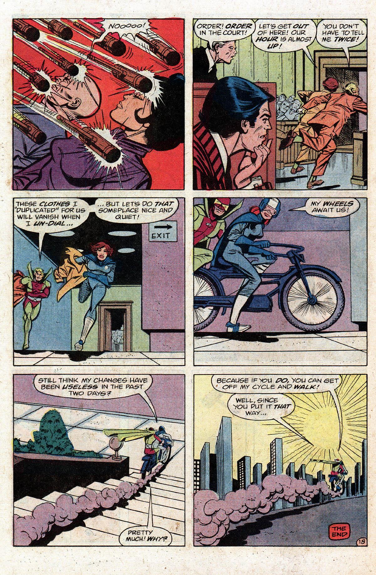 Read online Adventure Comics (1938) comic -  Issue #489 - 22