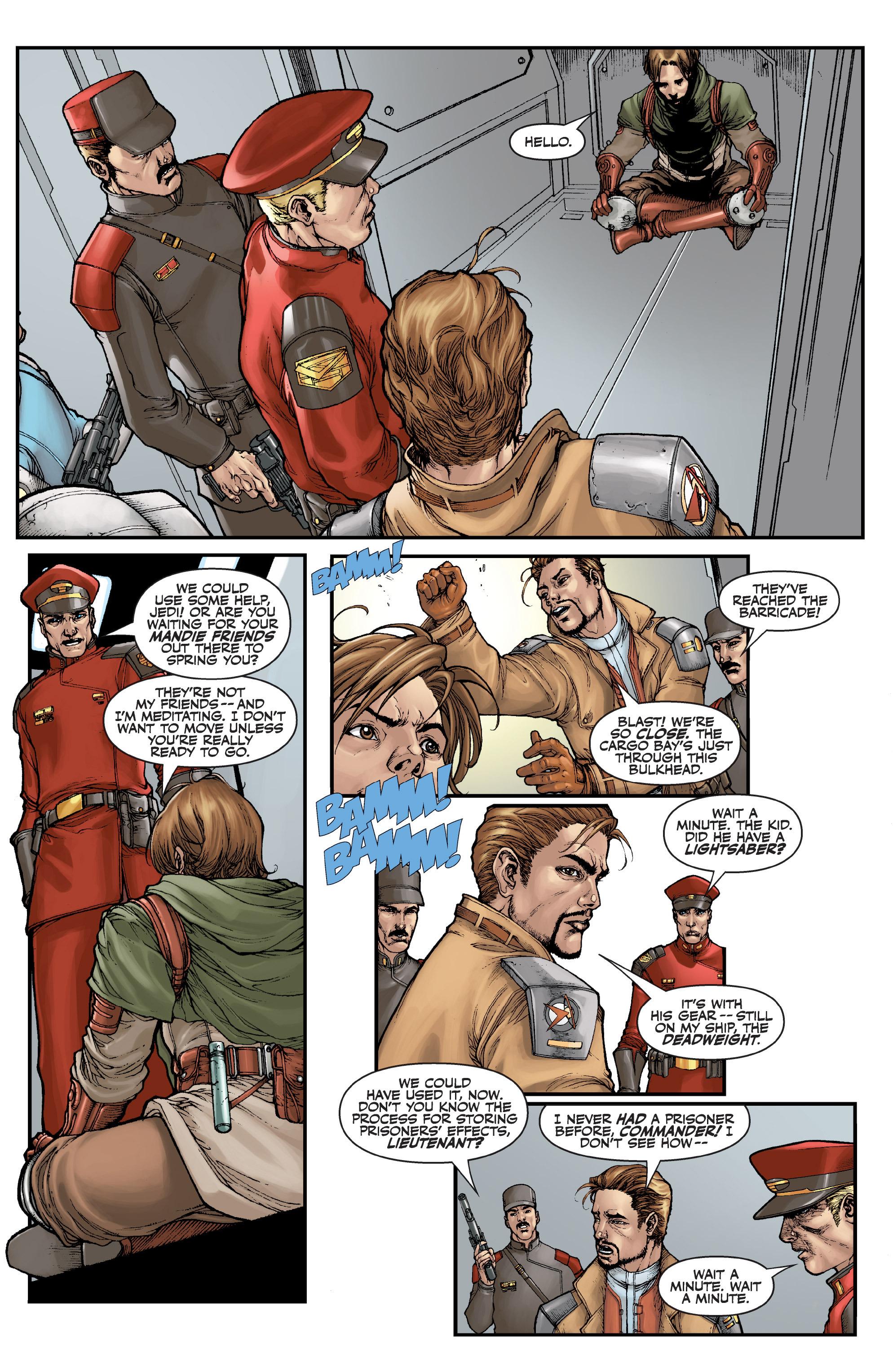 Read online Star Wars Omnibus comic -  Issue # Vol. 29 - 376