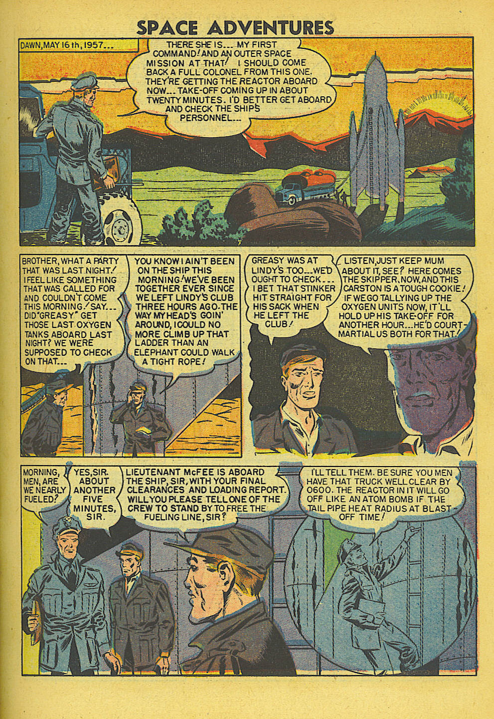 Space Adventures (1952) issue 5 - Page 6