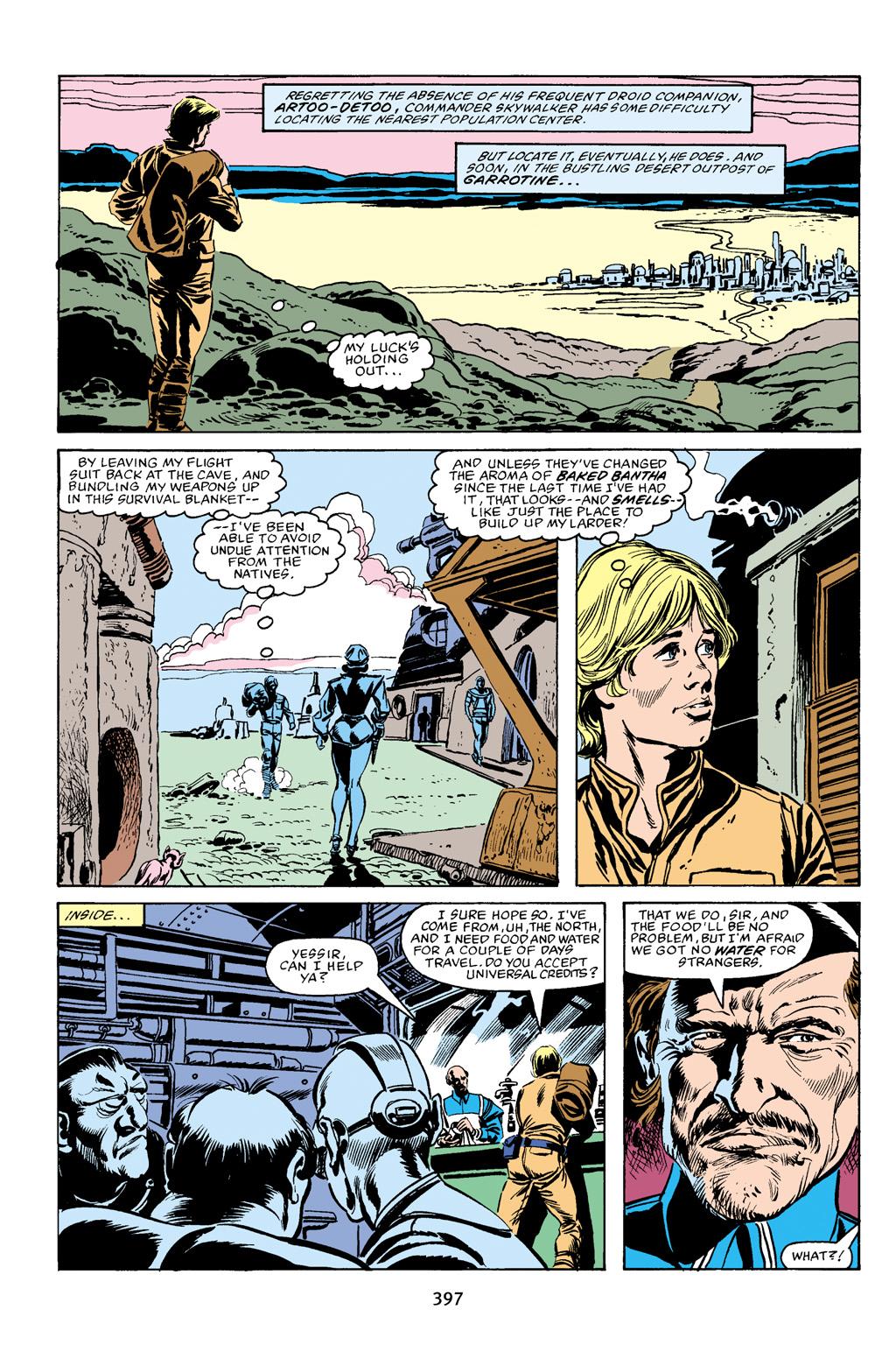 Read online Star Wars Omnibus comic -  Issue # Vol. 16 - 389