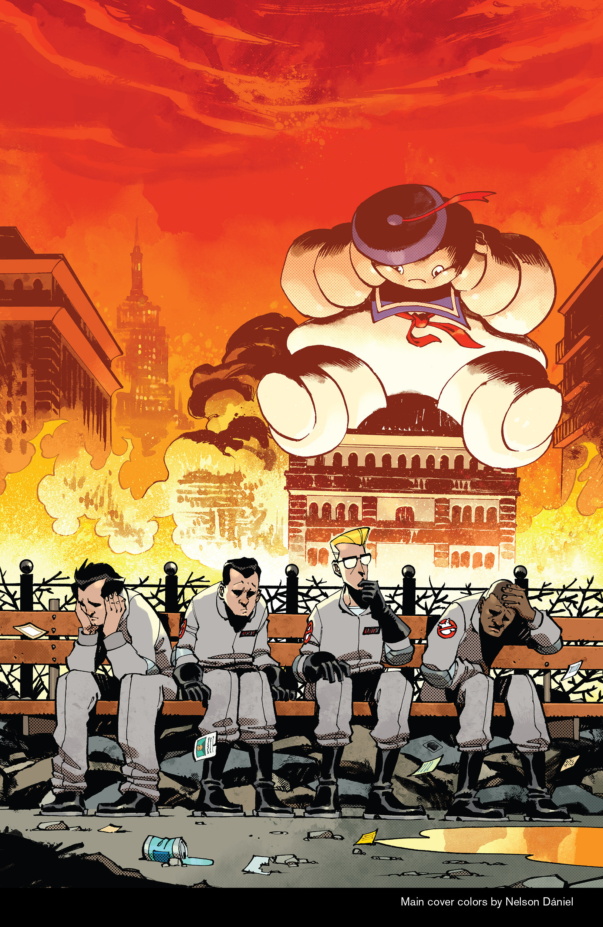 Read online Ghostbusters: Deviations comic -  Issue #1 - 30