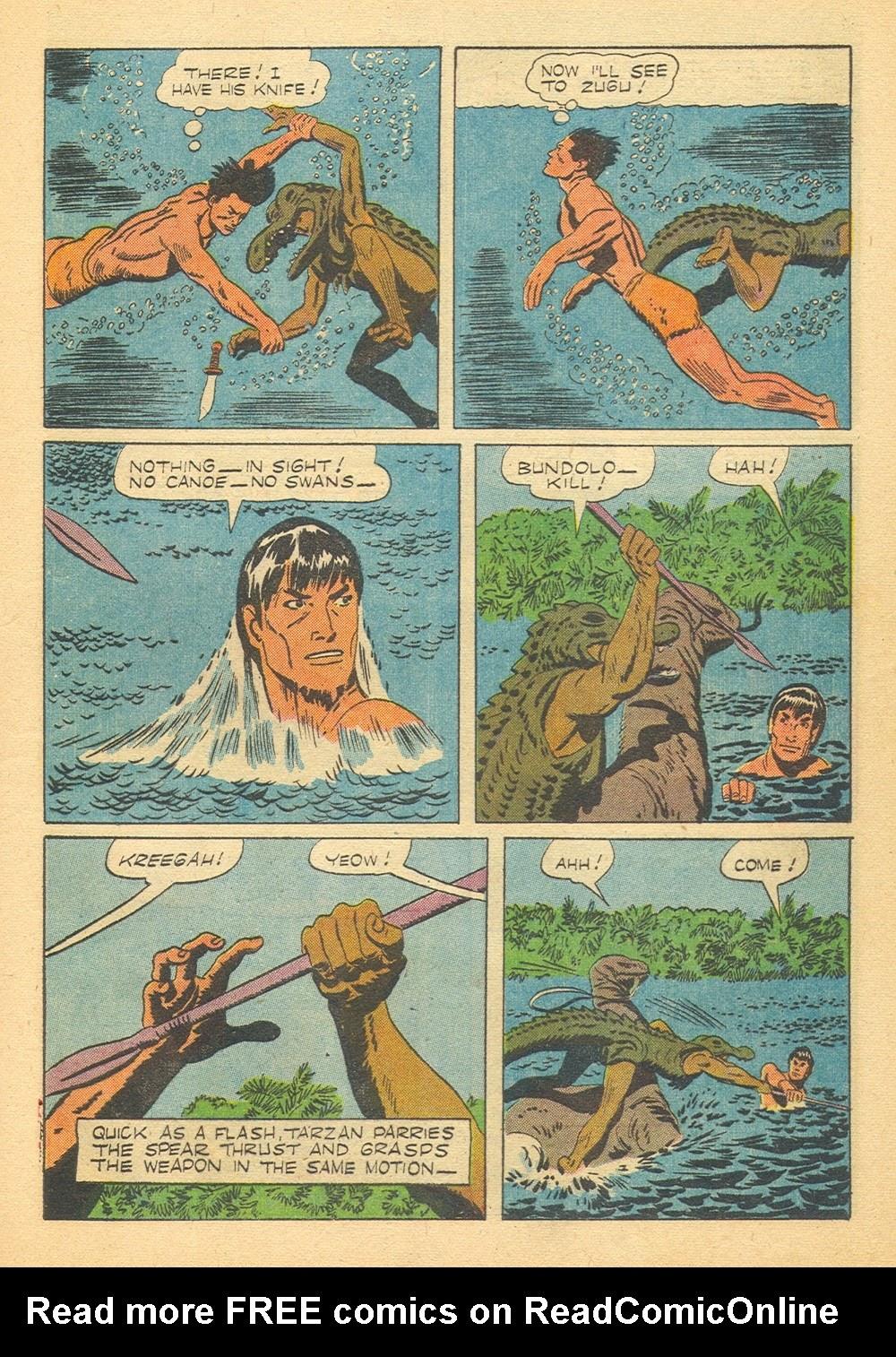 Tarzan (1948) issue 70 - Page 9