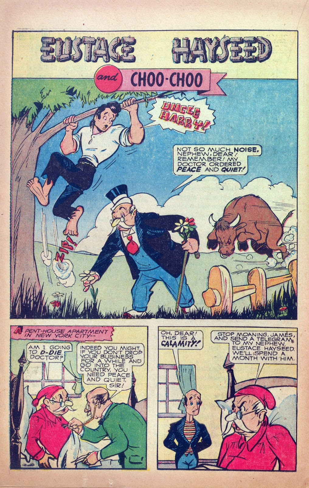 Read online Joker Comics comic -  Issue #21 - 22