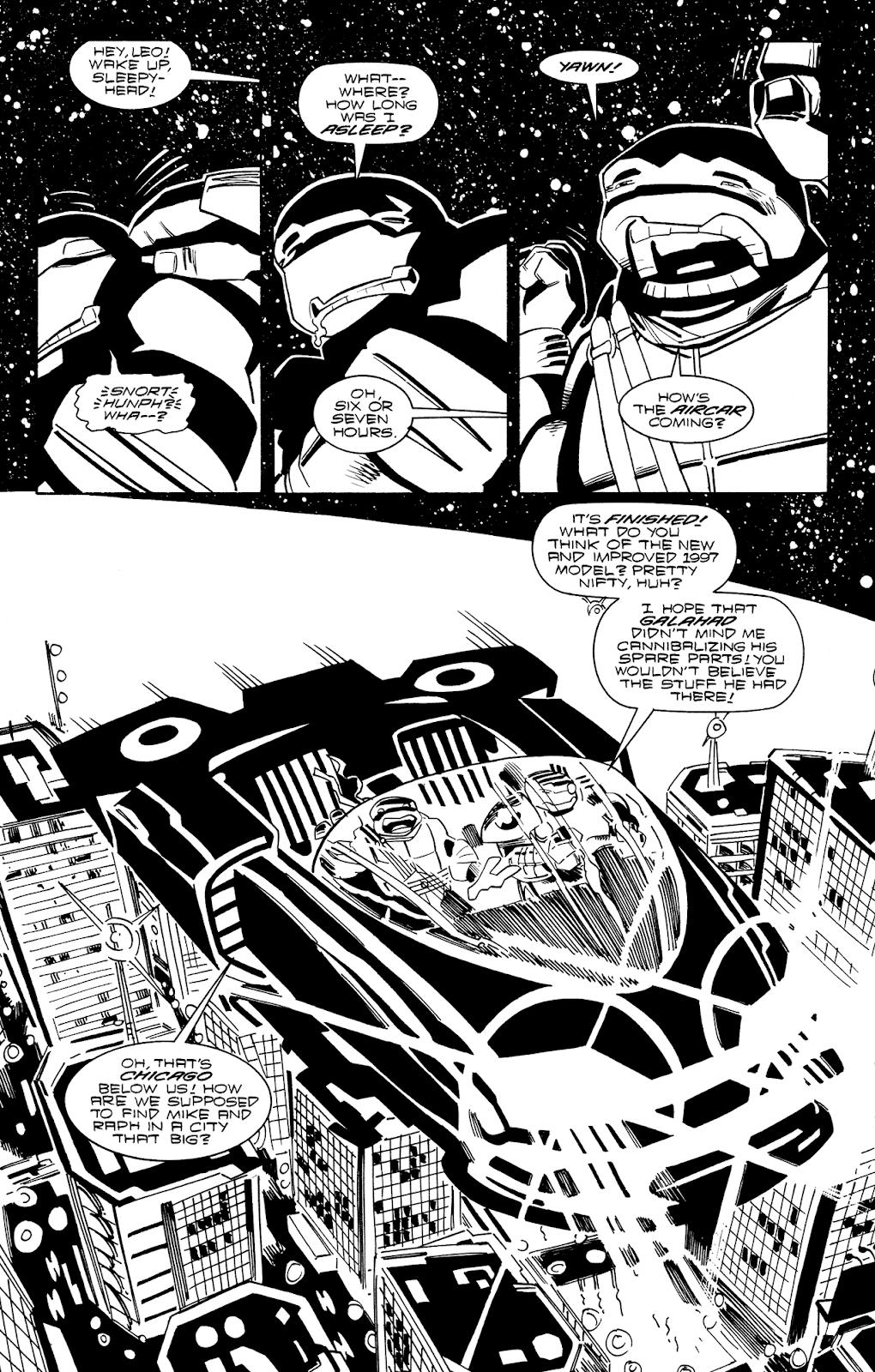 Comic Teenage Mutant Ninja Turtles (1996) issue 10