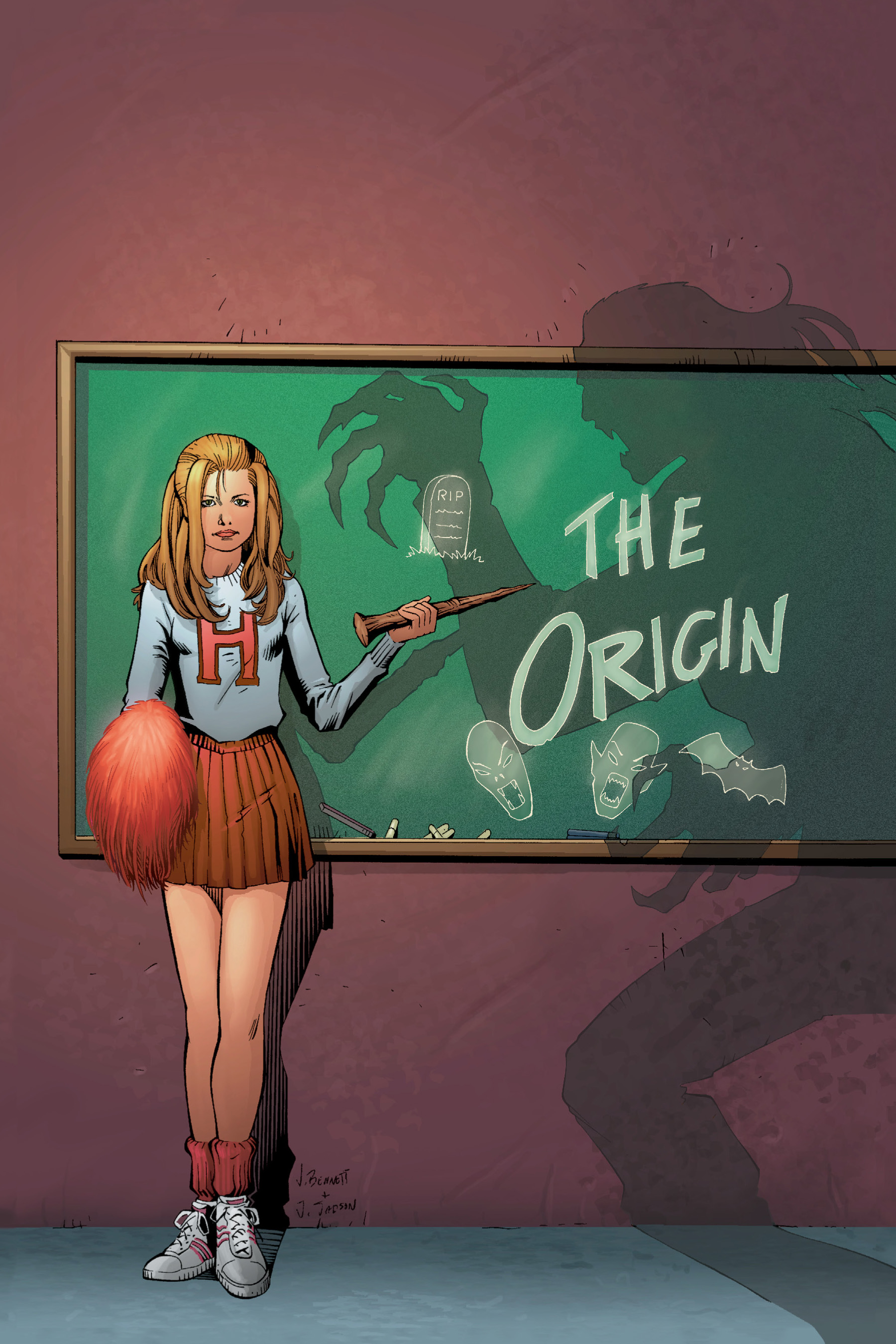 Read online Buffy the Vampire Slayer: Omnibus comic -  Issue # TPB 1 - 302