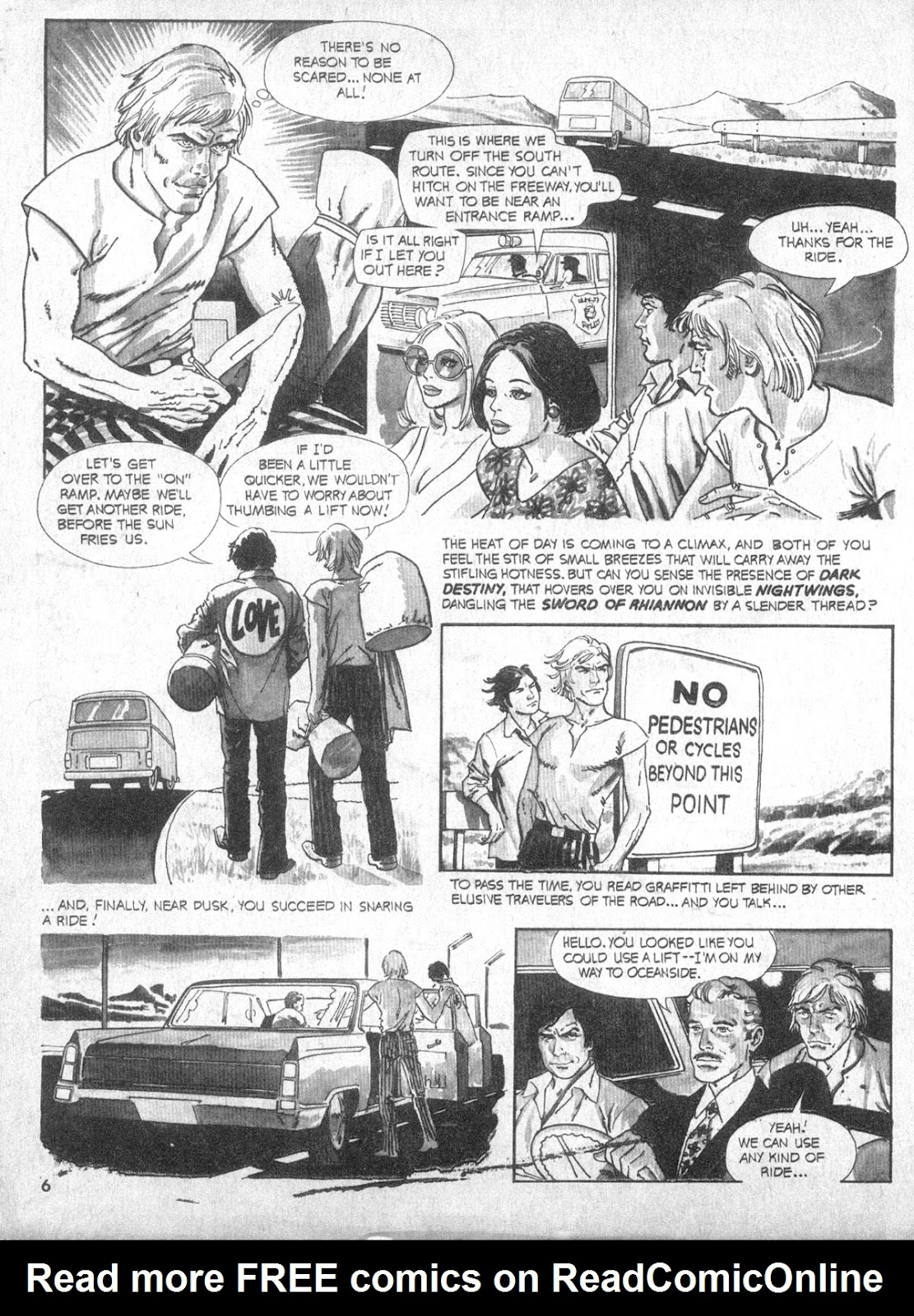 Psycho issue Annual - Page 7